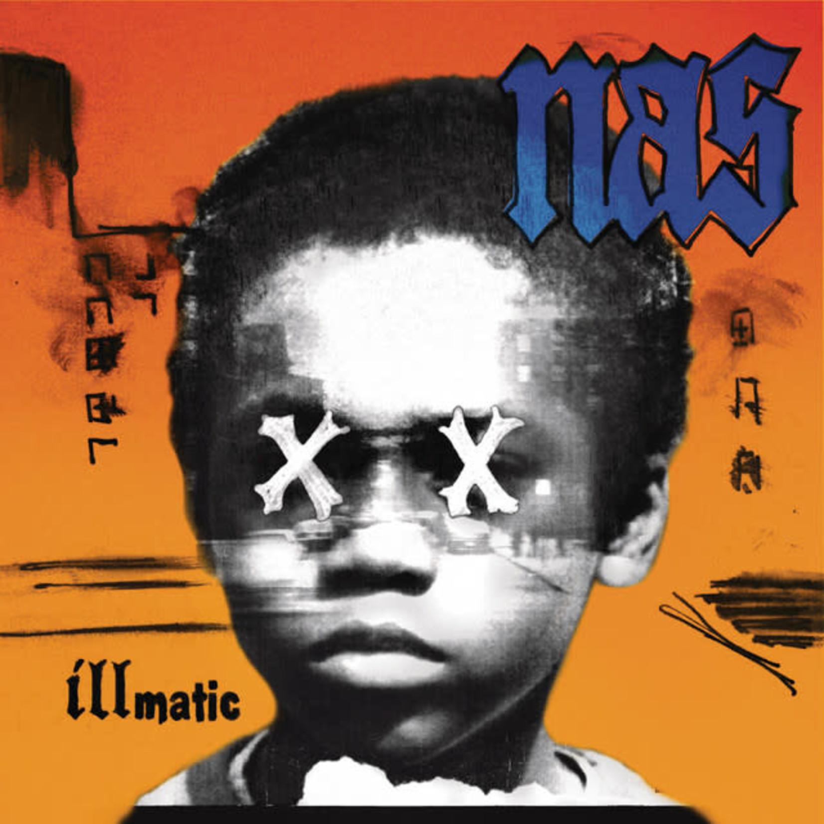 Vinyl NAS - illmatic