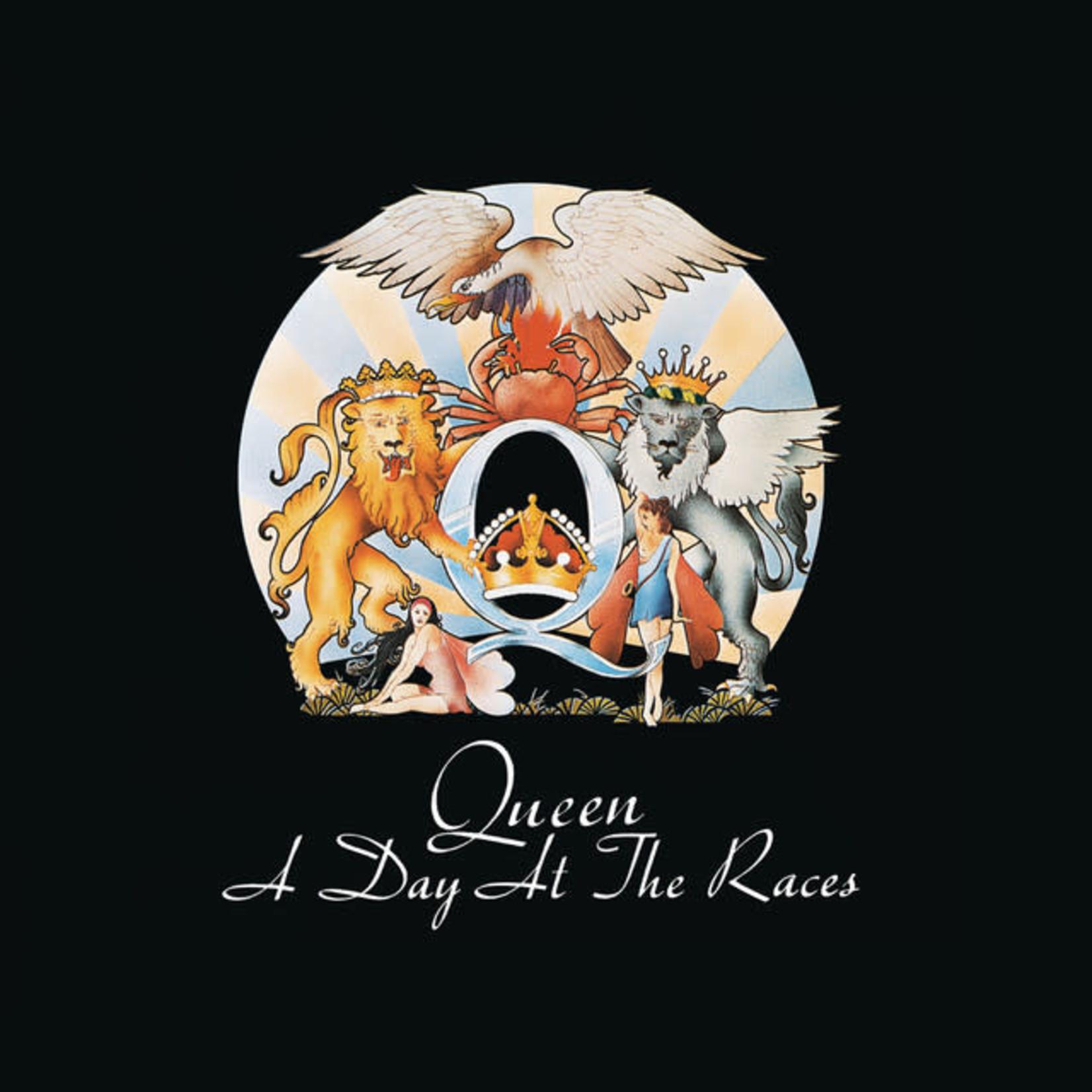 Vinyl Queen - A Day The Races