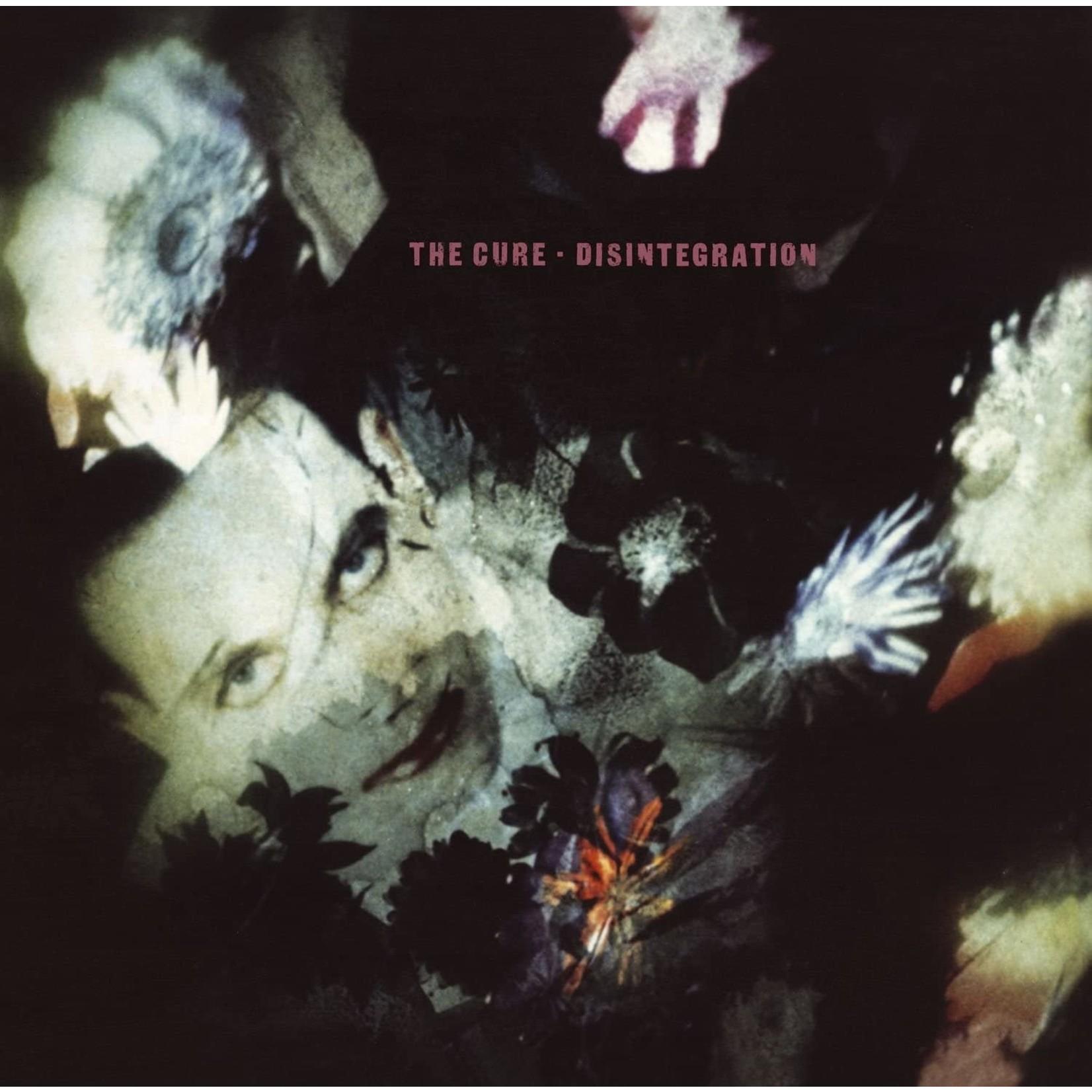 Vinyl The Cure - Disintegration