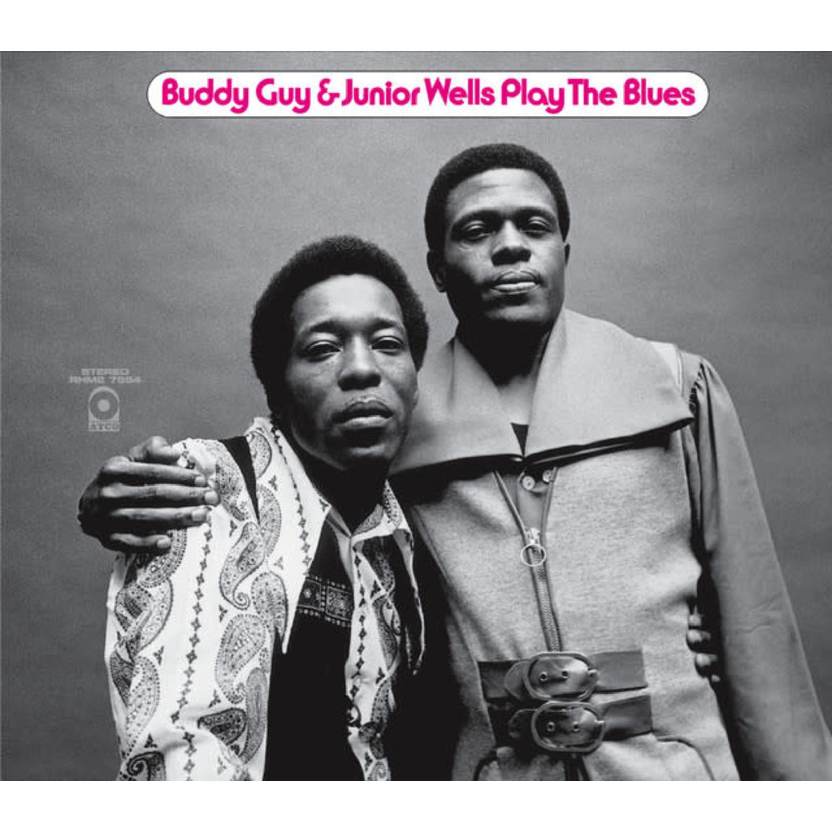 Vinyl Buddy Guy & Junior Wells - Play The Blues