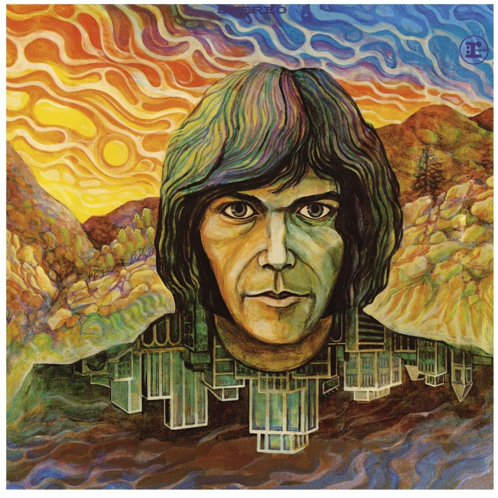 Vinyl Neil Young - S/T