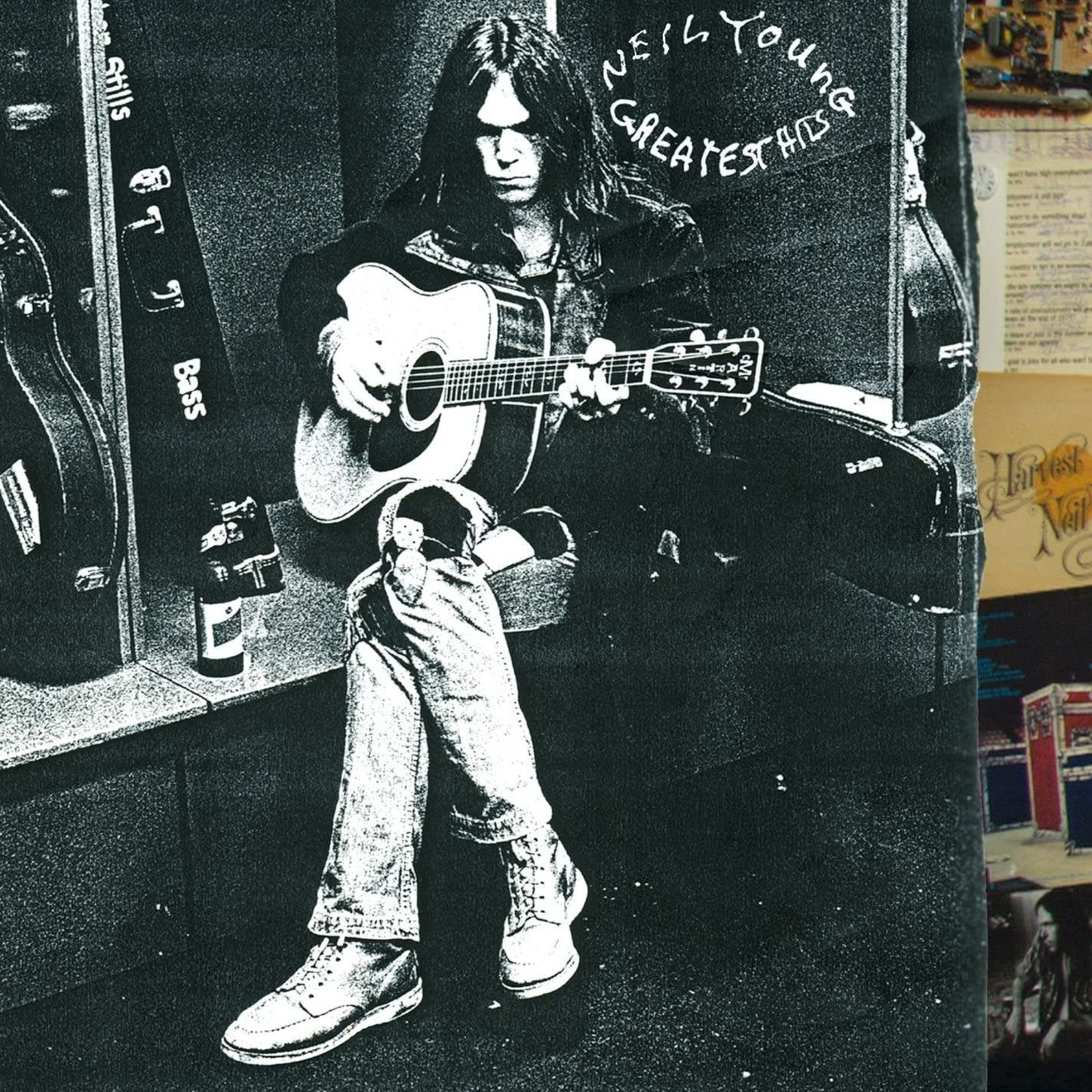 Vinyl Neil Young - Greatest Hits
