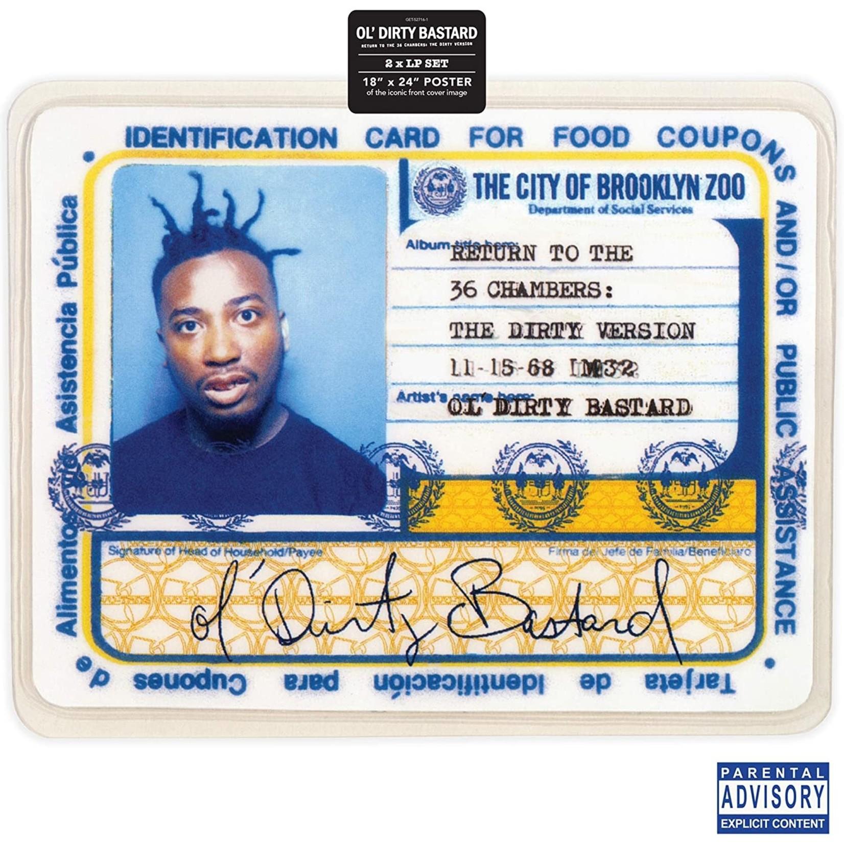 Vinyl OL' Dirty Bastard - Return to the 36 Chambers