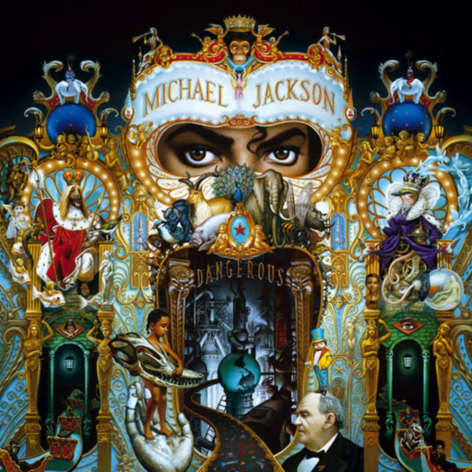 Vinyl Michael Jackson - Dangerous