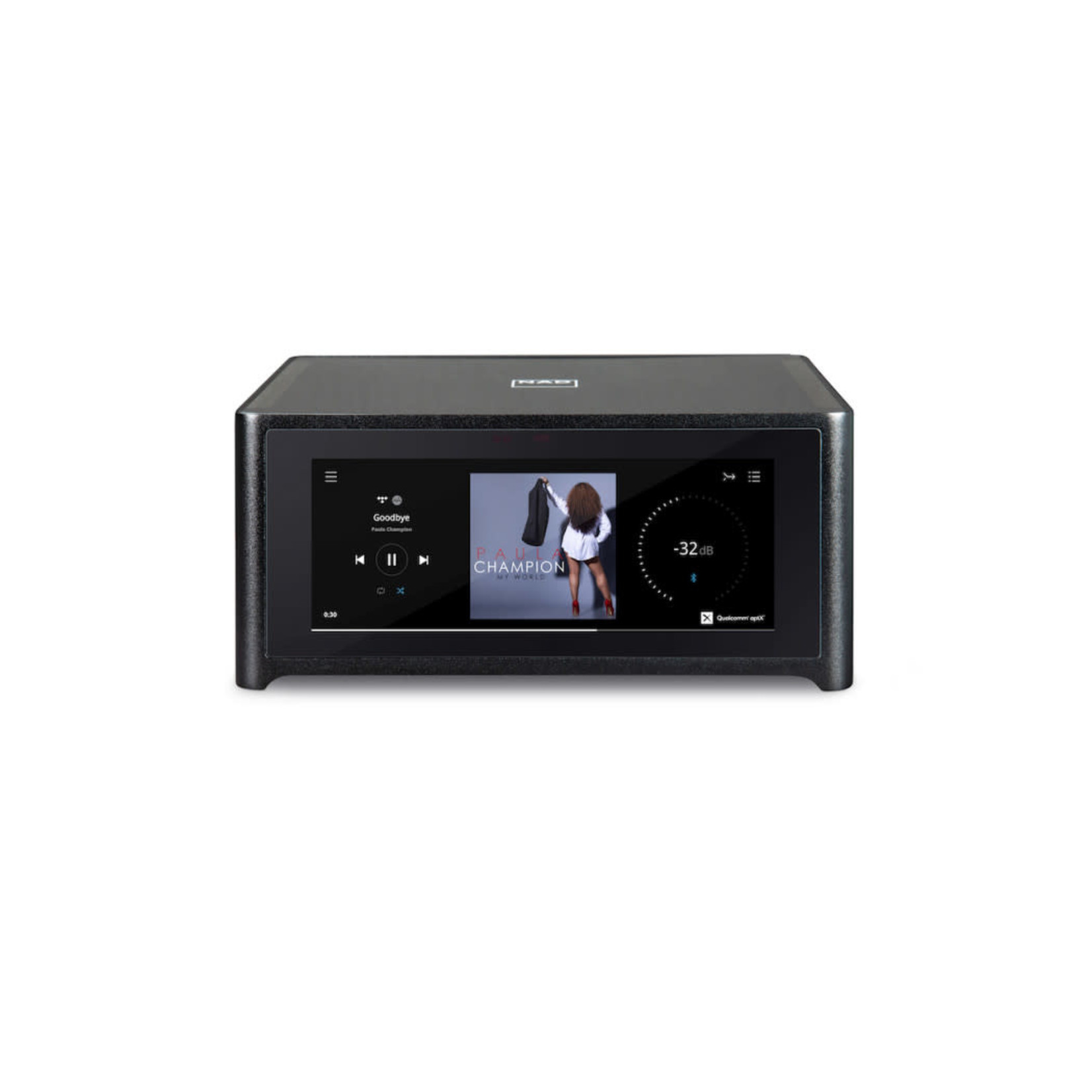 Accessory NAD Electronics -  M10 BluOS Streaming Amplifier (Open Box)