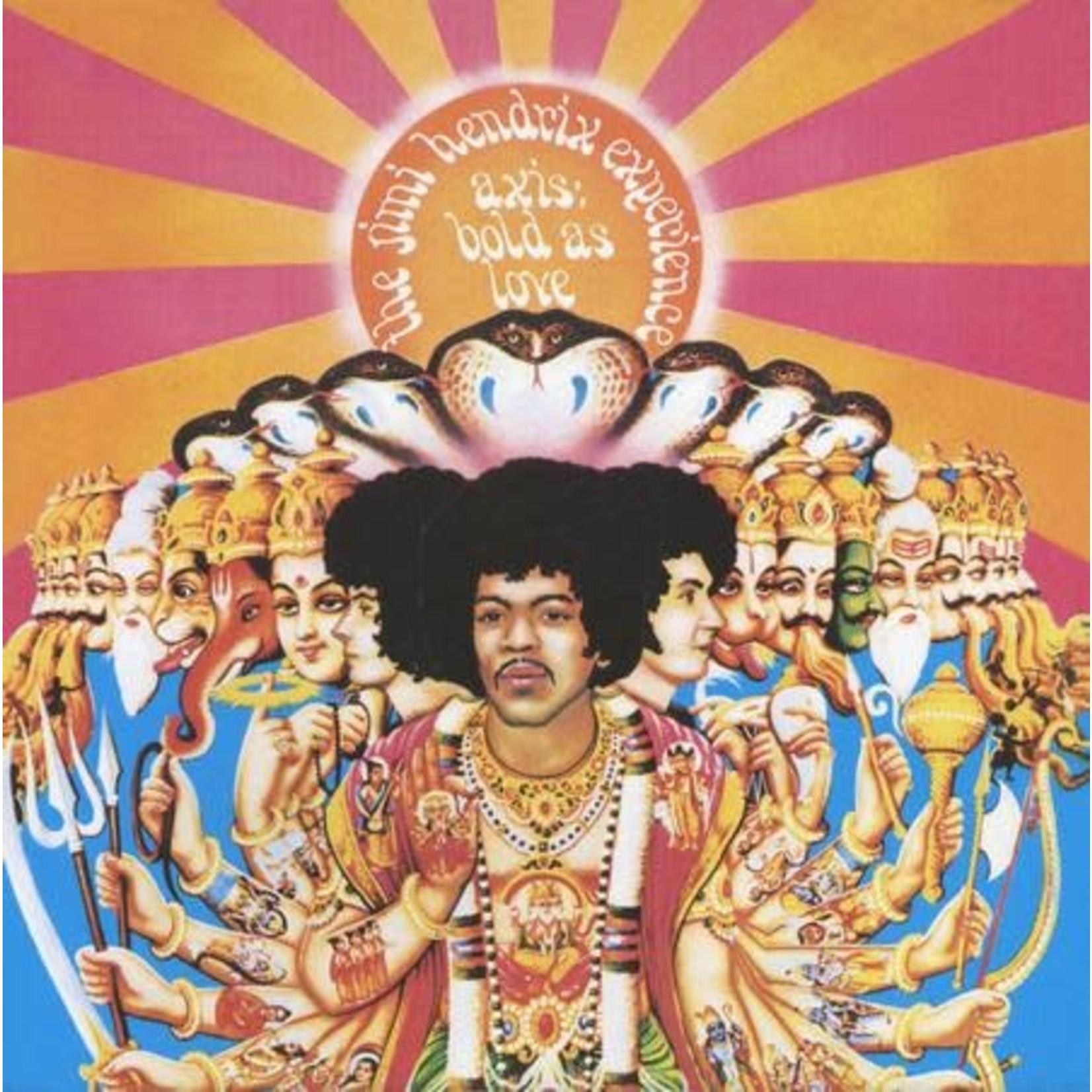 Compact Disc The Jimi Hendrix Experience - Axis: Bold As Love SACD