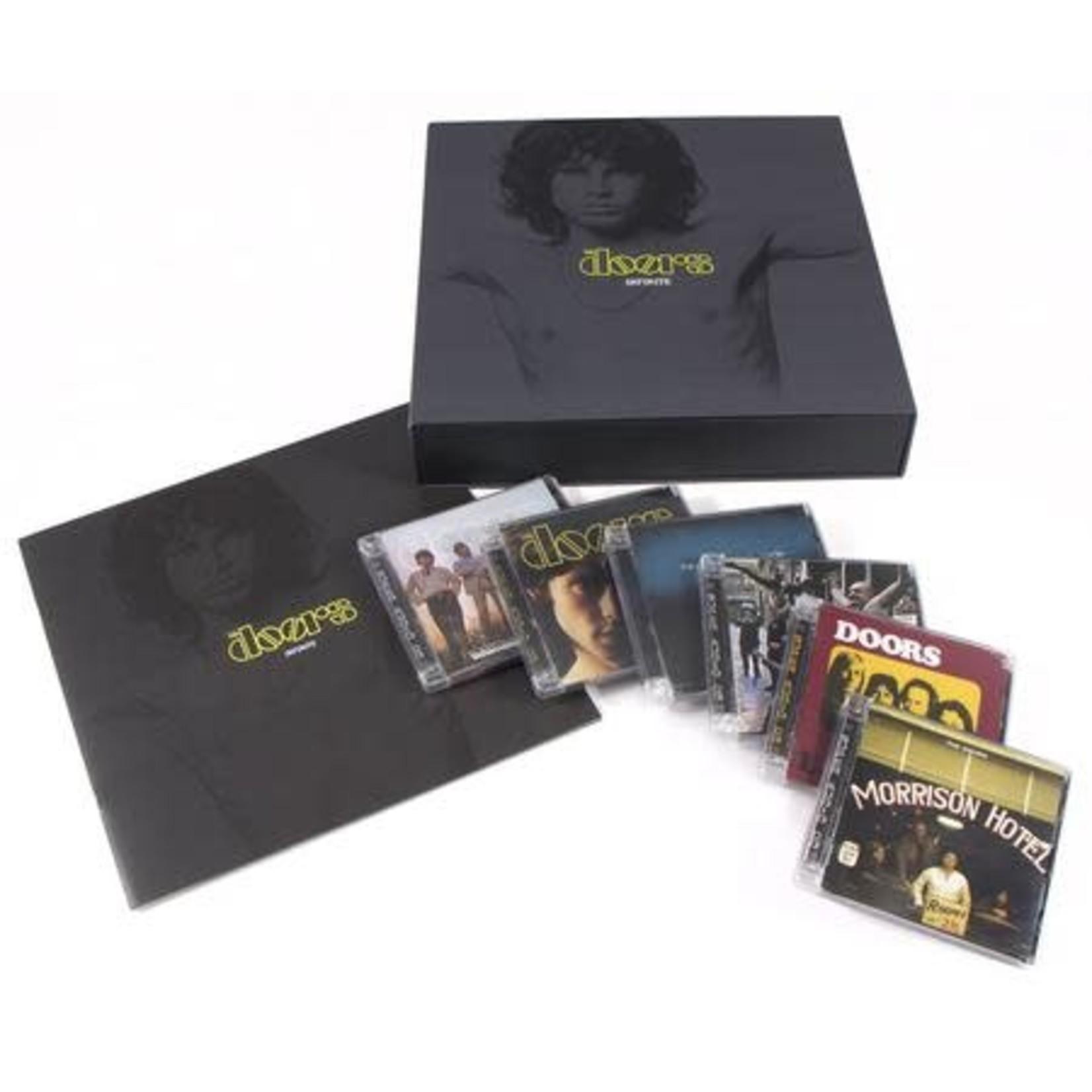 Compact Disc The Doors - Infinite - 6 SACD Box Set