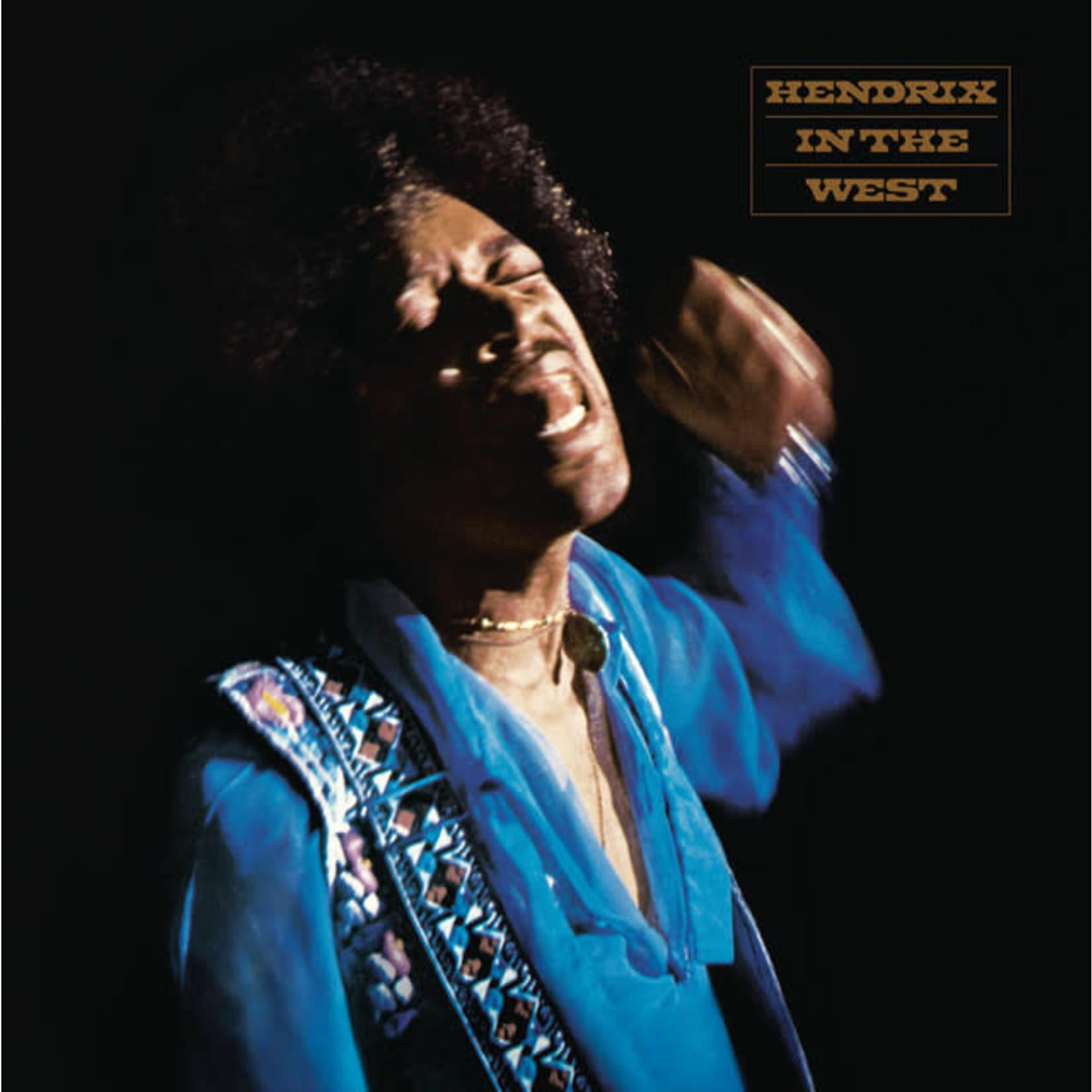 Vinyl Jimi Hendrix - In The West