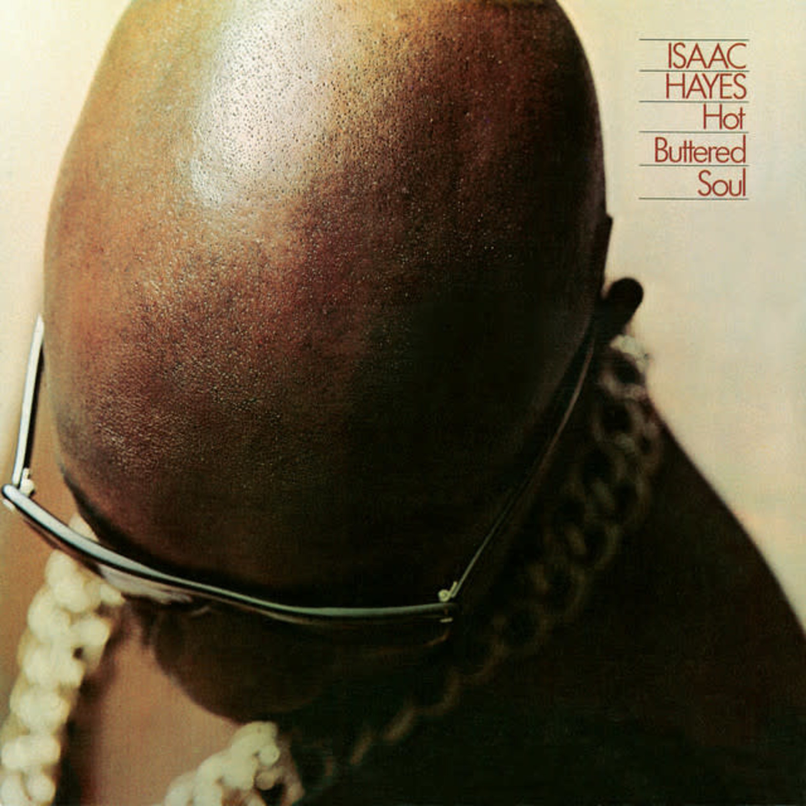 Vinyl Issac Hayes - Hot Buttered Soul