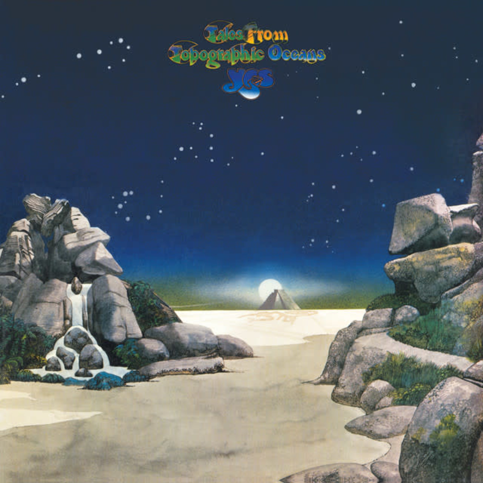 Vinyl Yes - Tales From Topographic Oceans