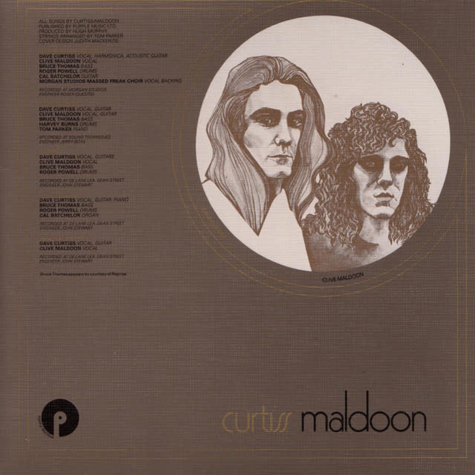 Vinyl Curtiss Maldoon - S/T