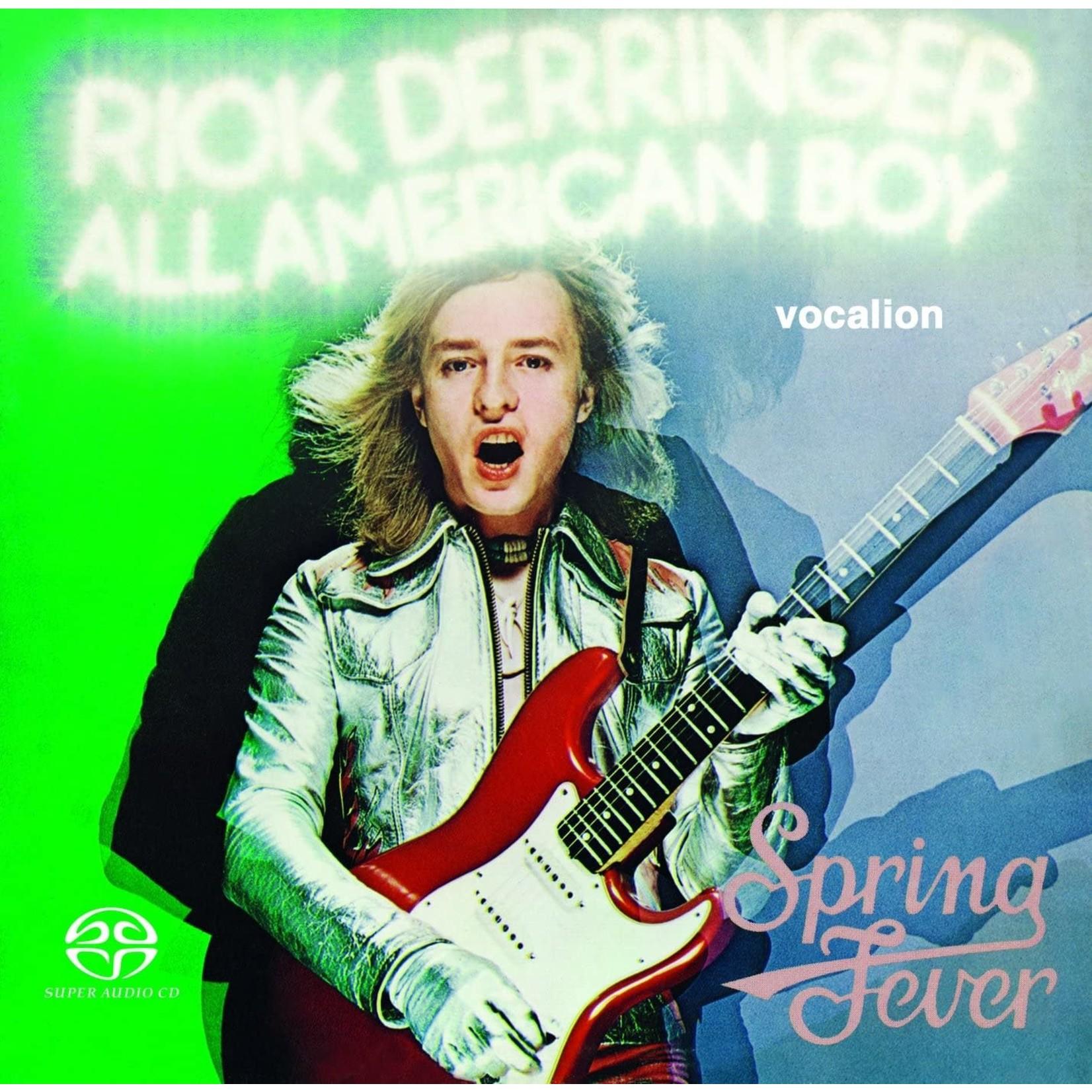 Compact Disc Rick Derringer - All American Boy & Spring Fever [SACD Hybrid Multi-channel]