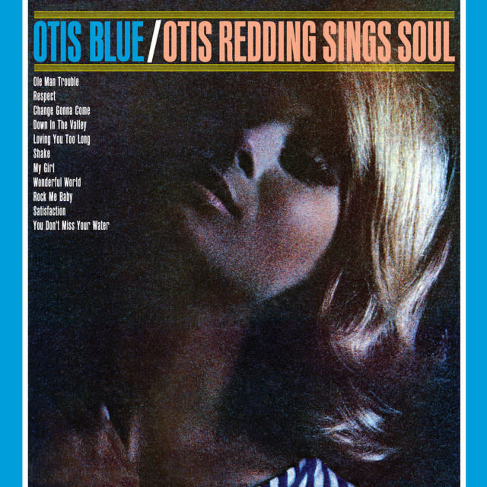 Compact Disc Otis Redding - Otis Blue  SACD