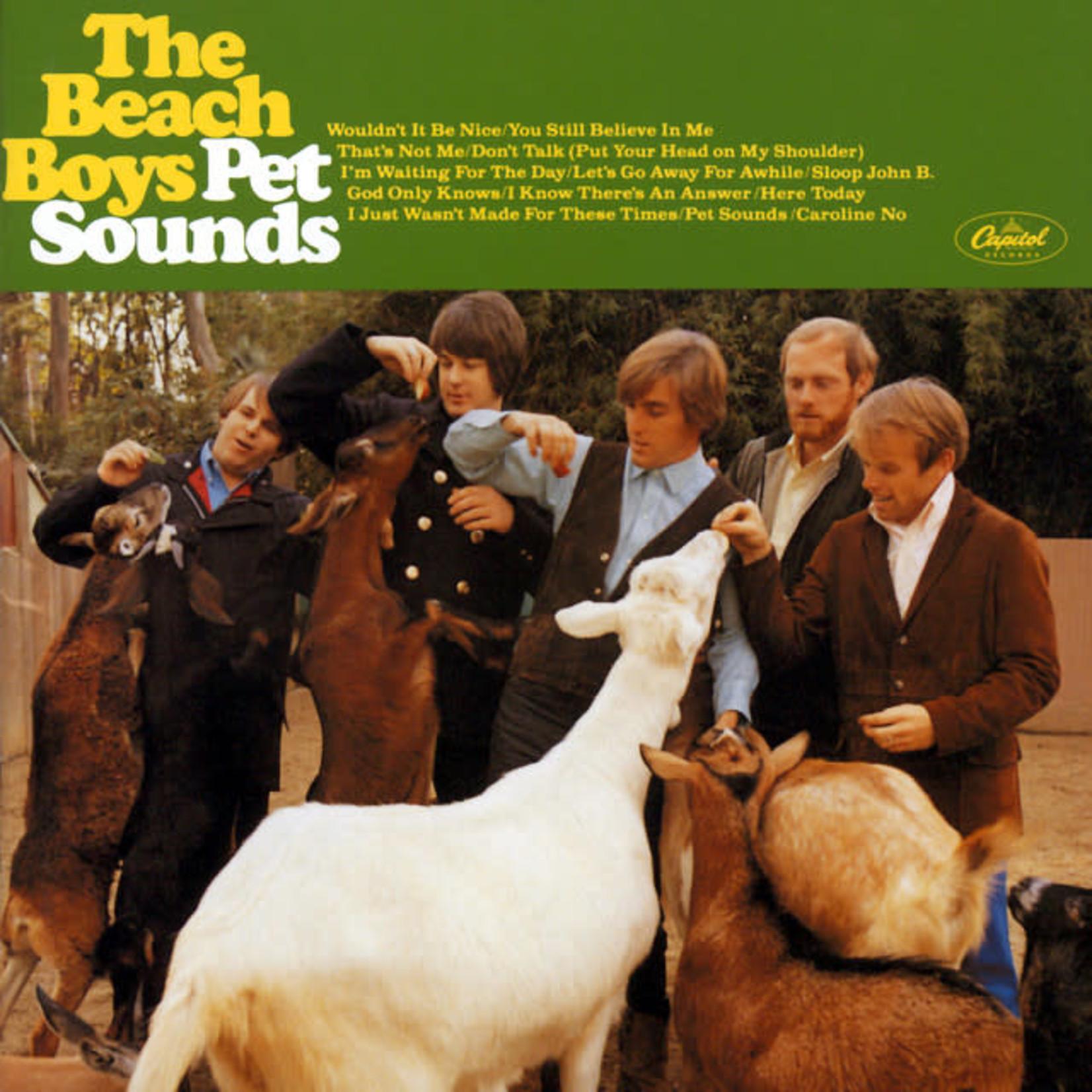 Vinyl The Beach Boys - Pet Sounds - 45  RPM Mono