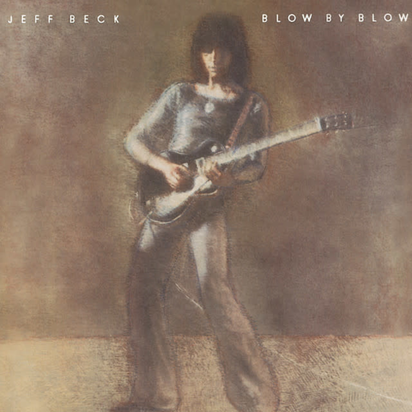 Compact Disc Jeff Beck - Blow By Blow  SACD