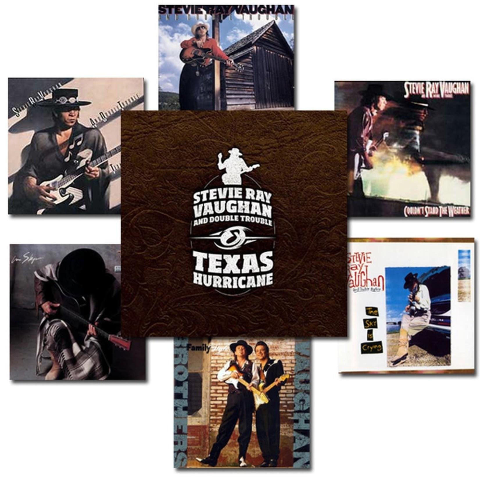 Vinyl Stevie Ray Vaughan - Texas Hurricane Vinyl Boxset