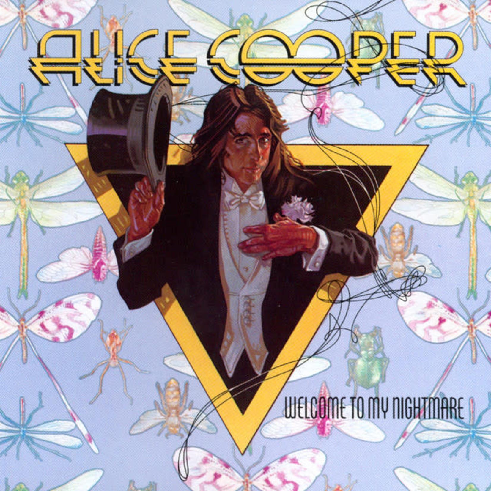 Vinyl Alice Cooper - Welcome to My Nightmare