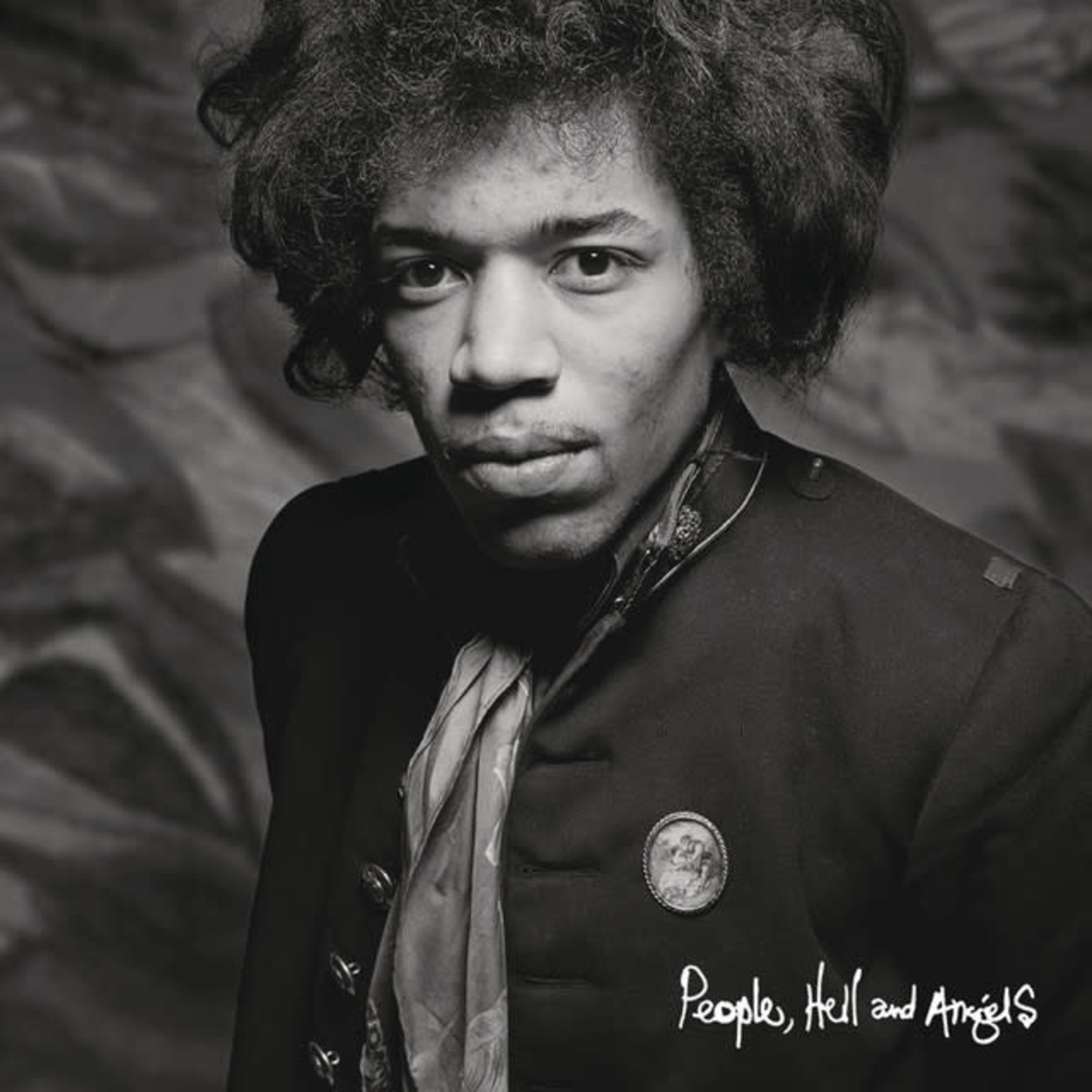 Compact Disc The Jimi Hendrix Experience -People, Hell and Angels  SACD