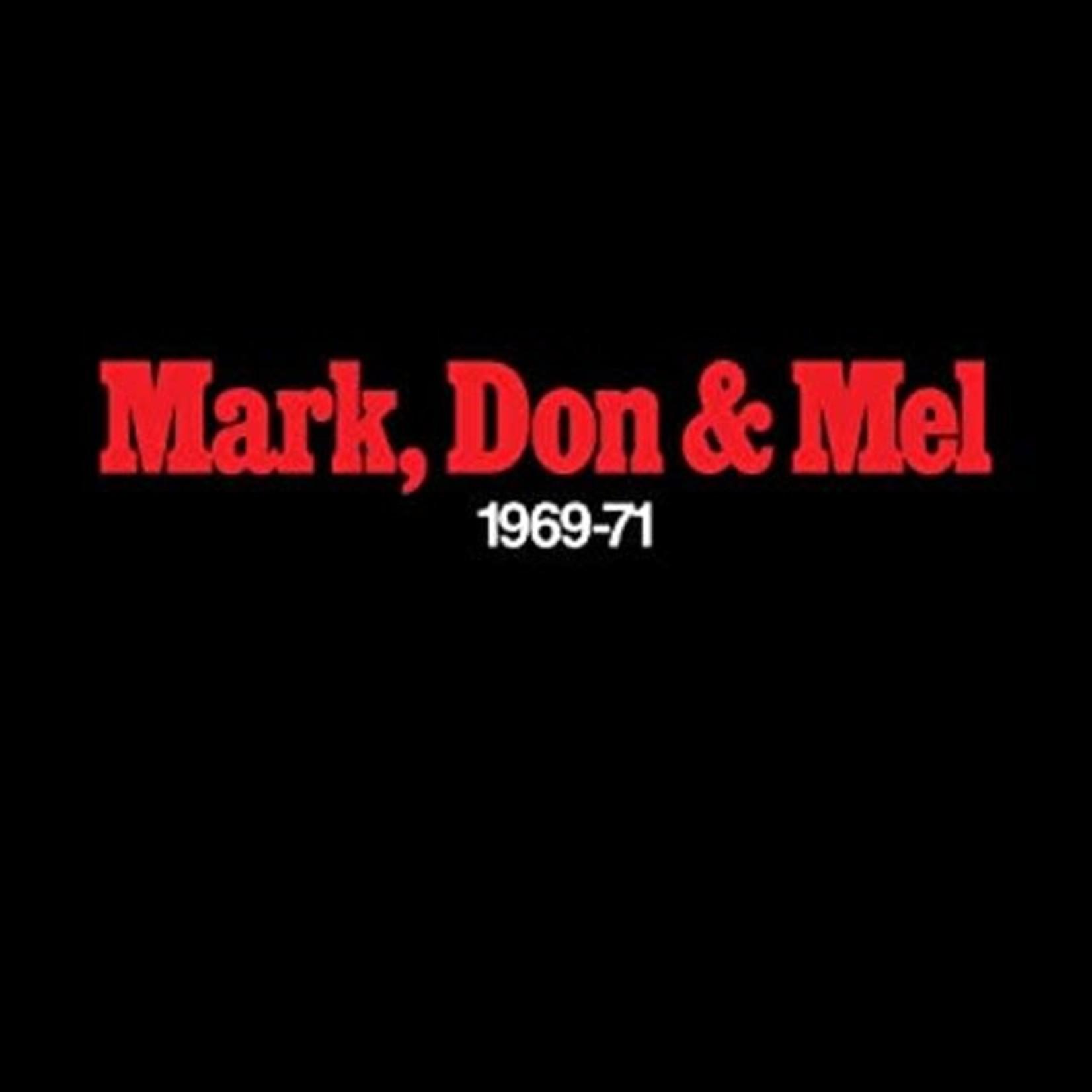 Vinyl Grand Funk Railroad - Mark, Don & Mel  1969-71