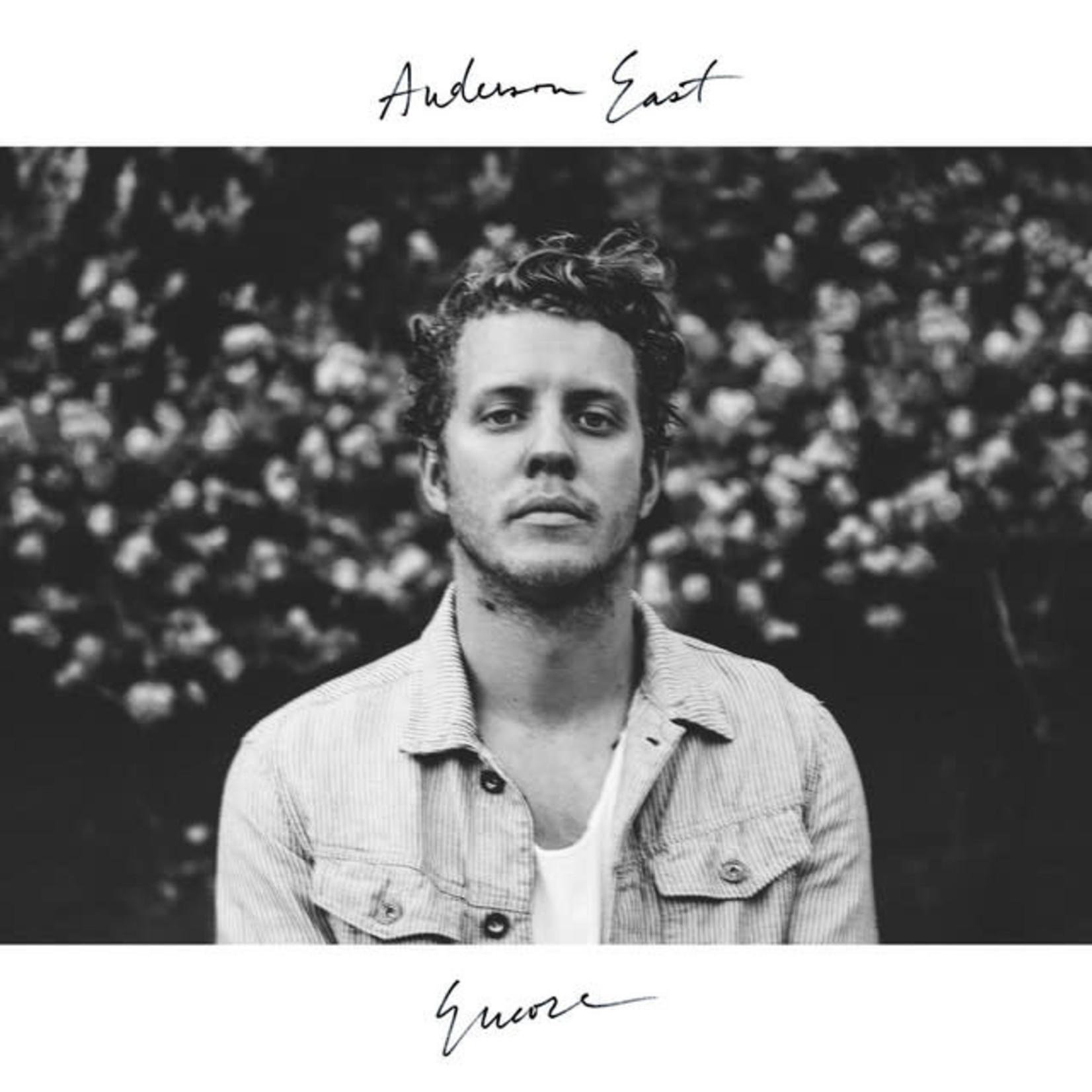 Vinyl Anderson East - Encore