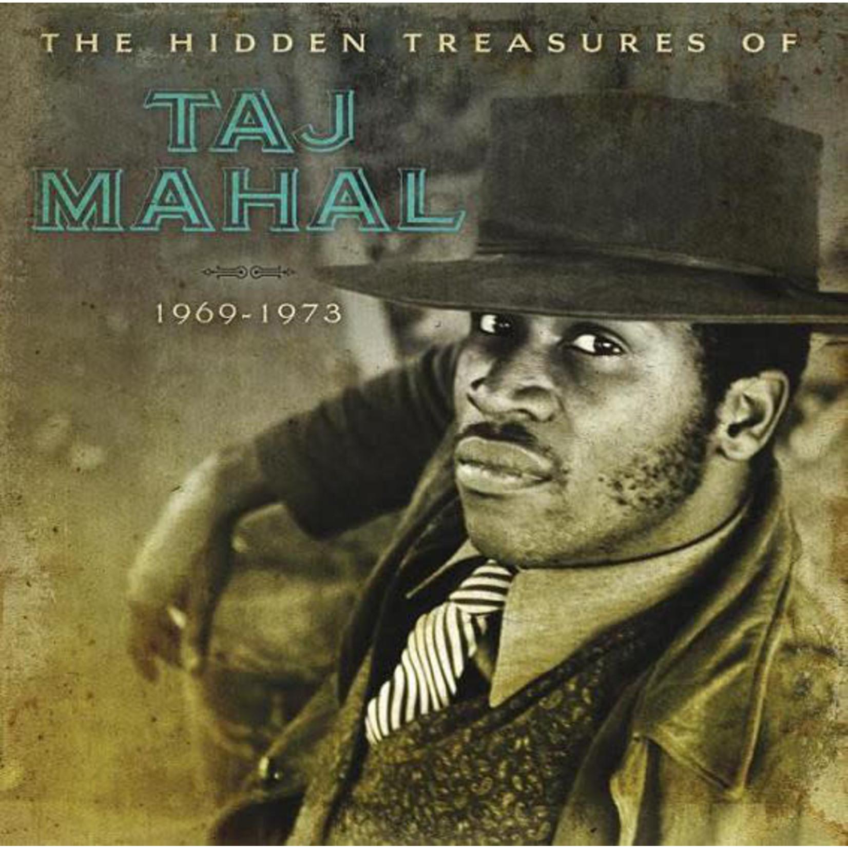 Vinyl Taj Mahal - The Hidden Treasures 1969-1973