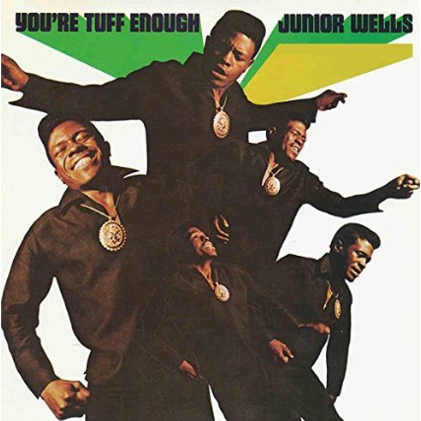 Vinyl Junior Wells - You're Tuff Enough