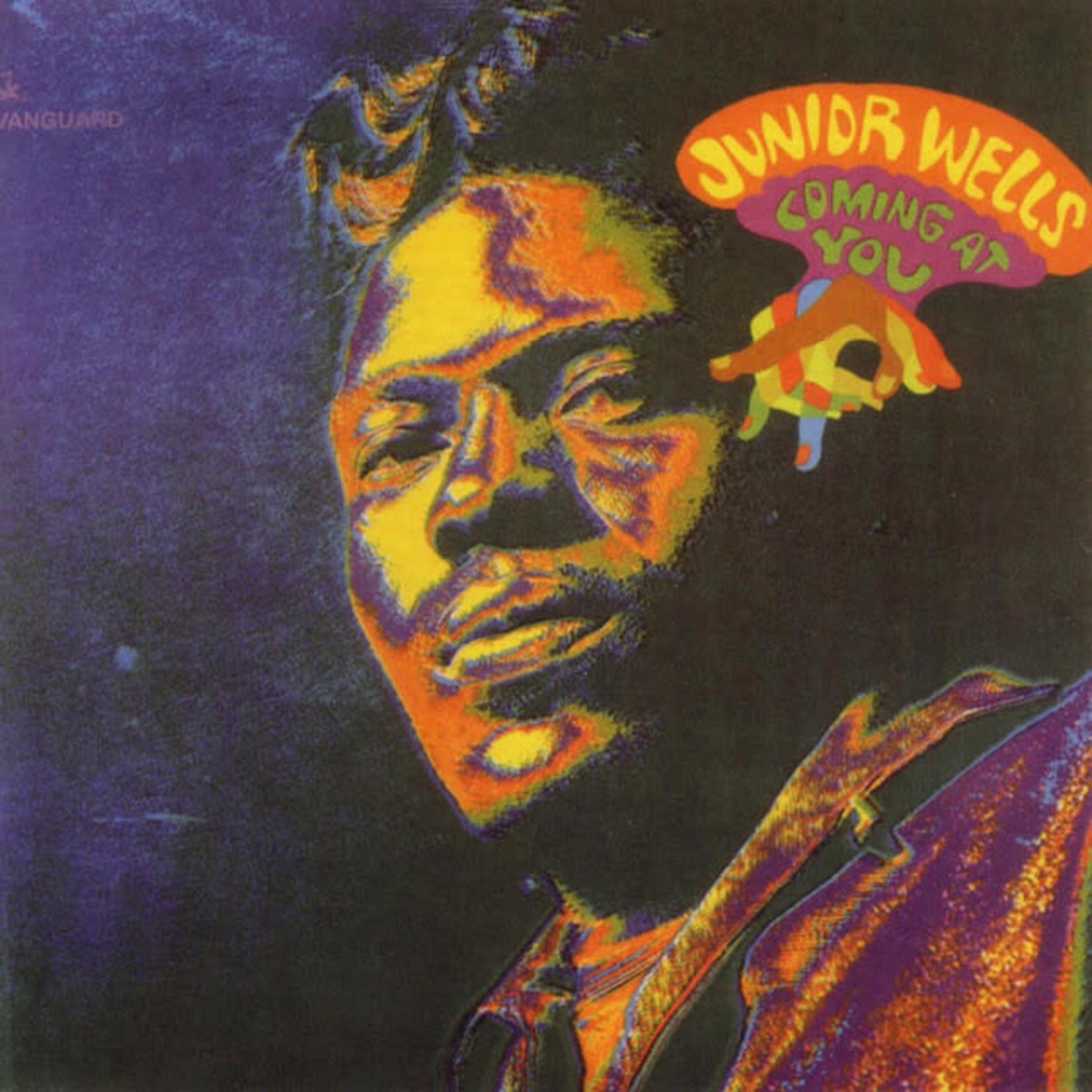 Vinyl Junior Wells - Coming At You