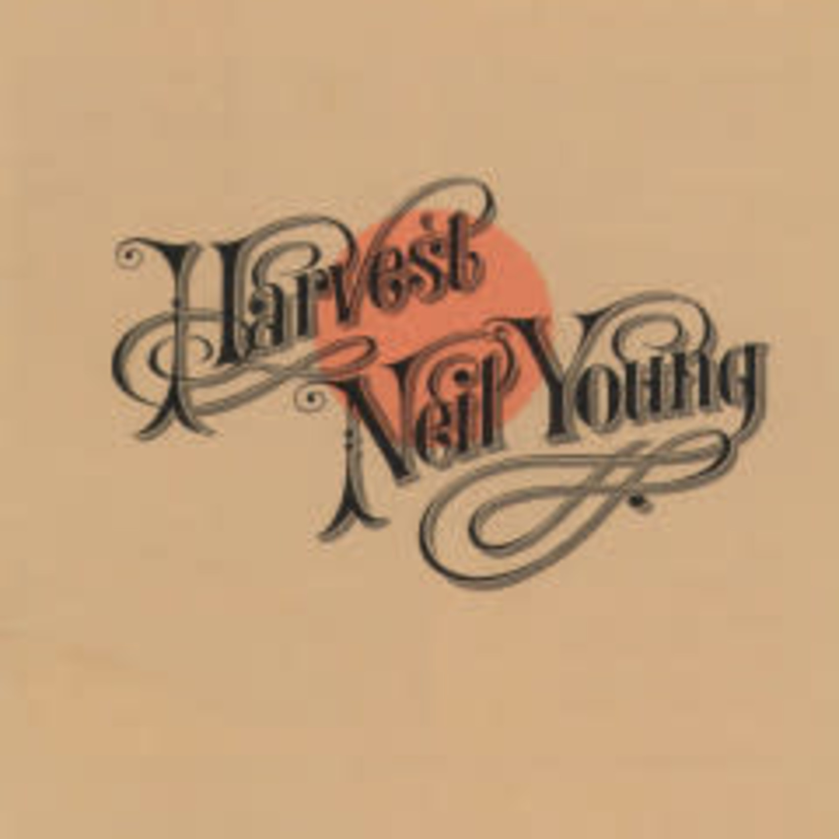 Vinyl Neil Young - Harvest (Used)