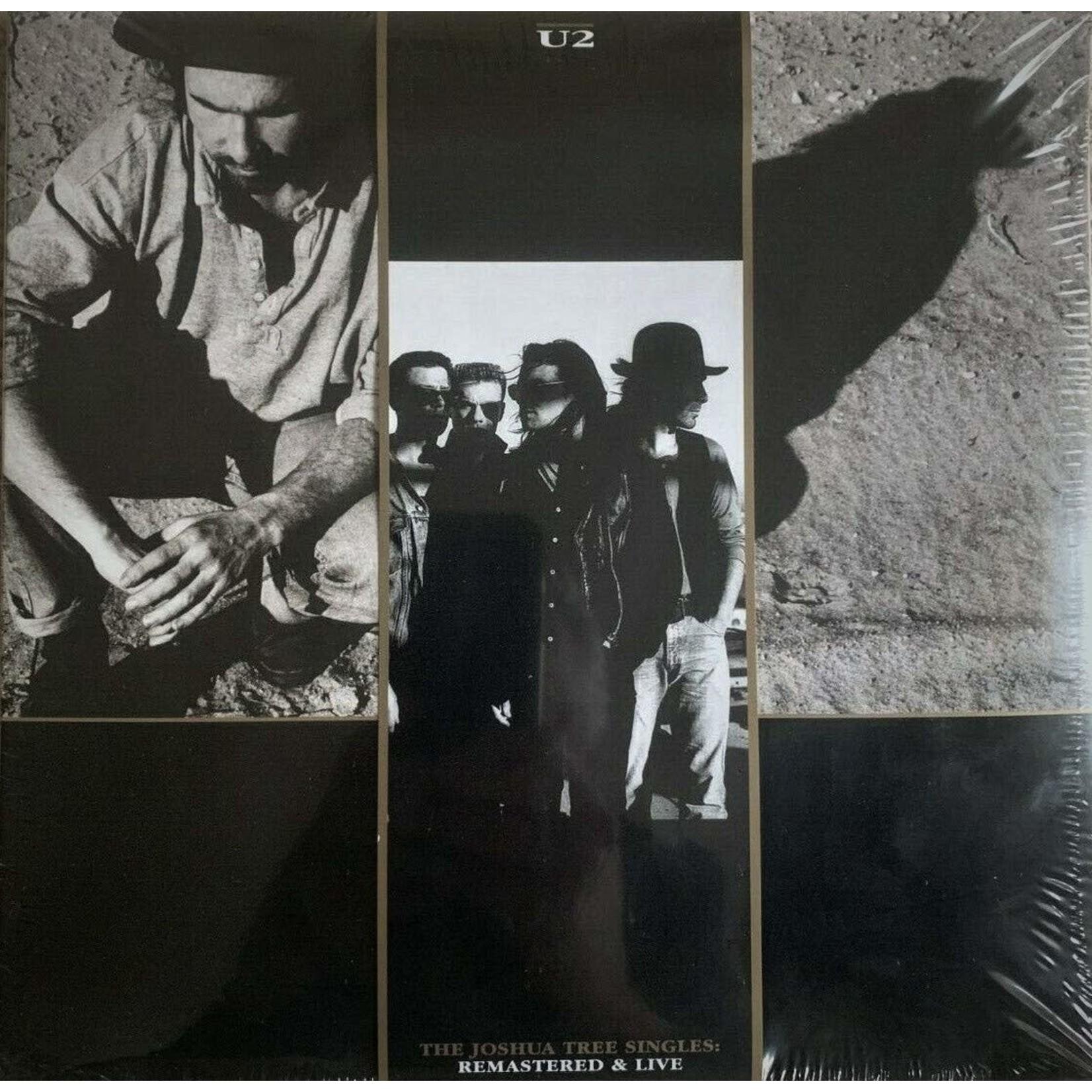 Vinyl u2 - The Joshua Tree Singles - Remastered and Live