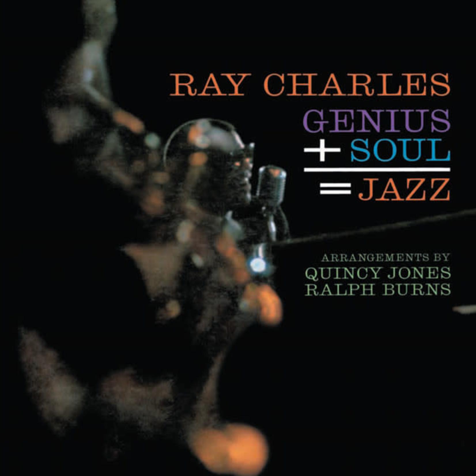Vinyl Ray Charles -  Genius + Soul = Jazz (Verve Acoustic Sounds Series)