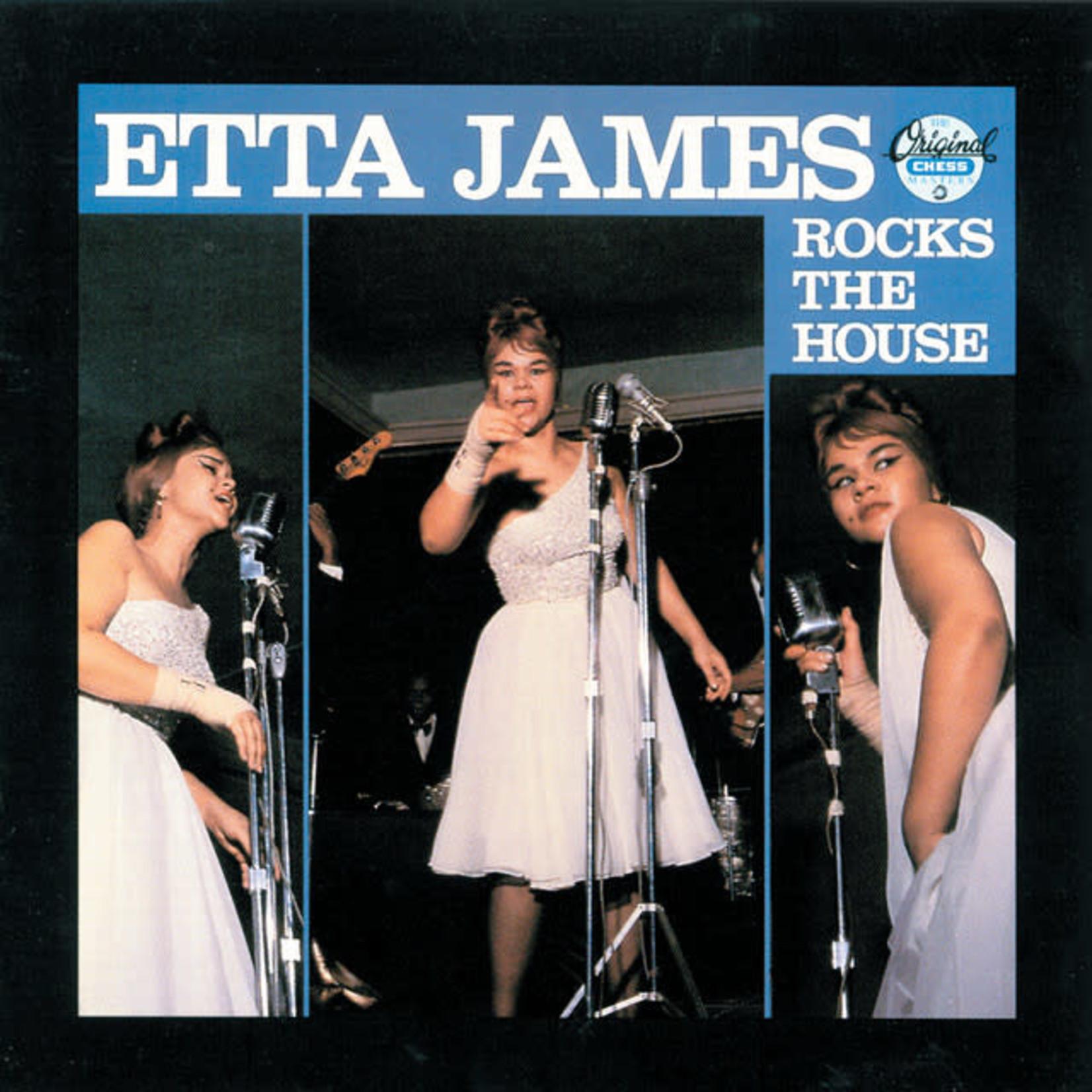 Vinyl Etta James - Rocks This House