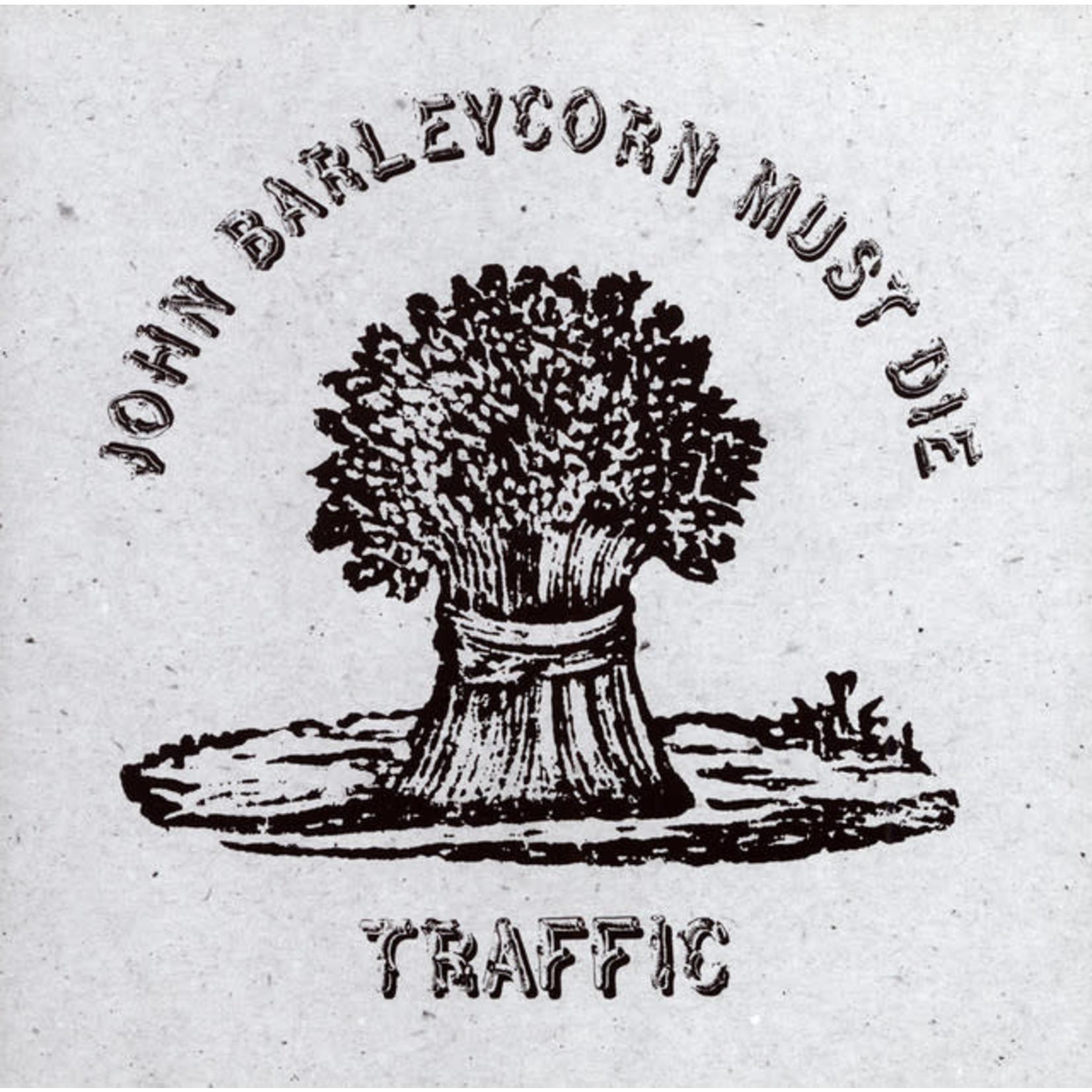 Vinyl Traffic - John Barleycorn Must Die