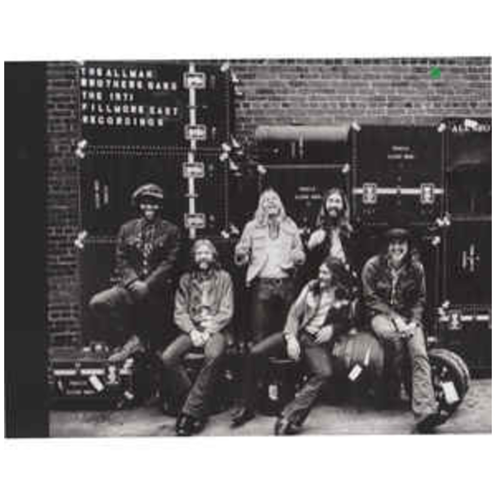 Compact Disc The Allman Brothers Band - The Complete 1971 Fillmore  East Records (6 CD Box)