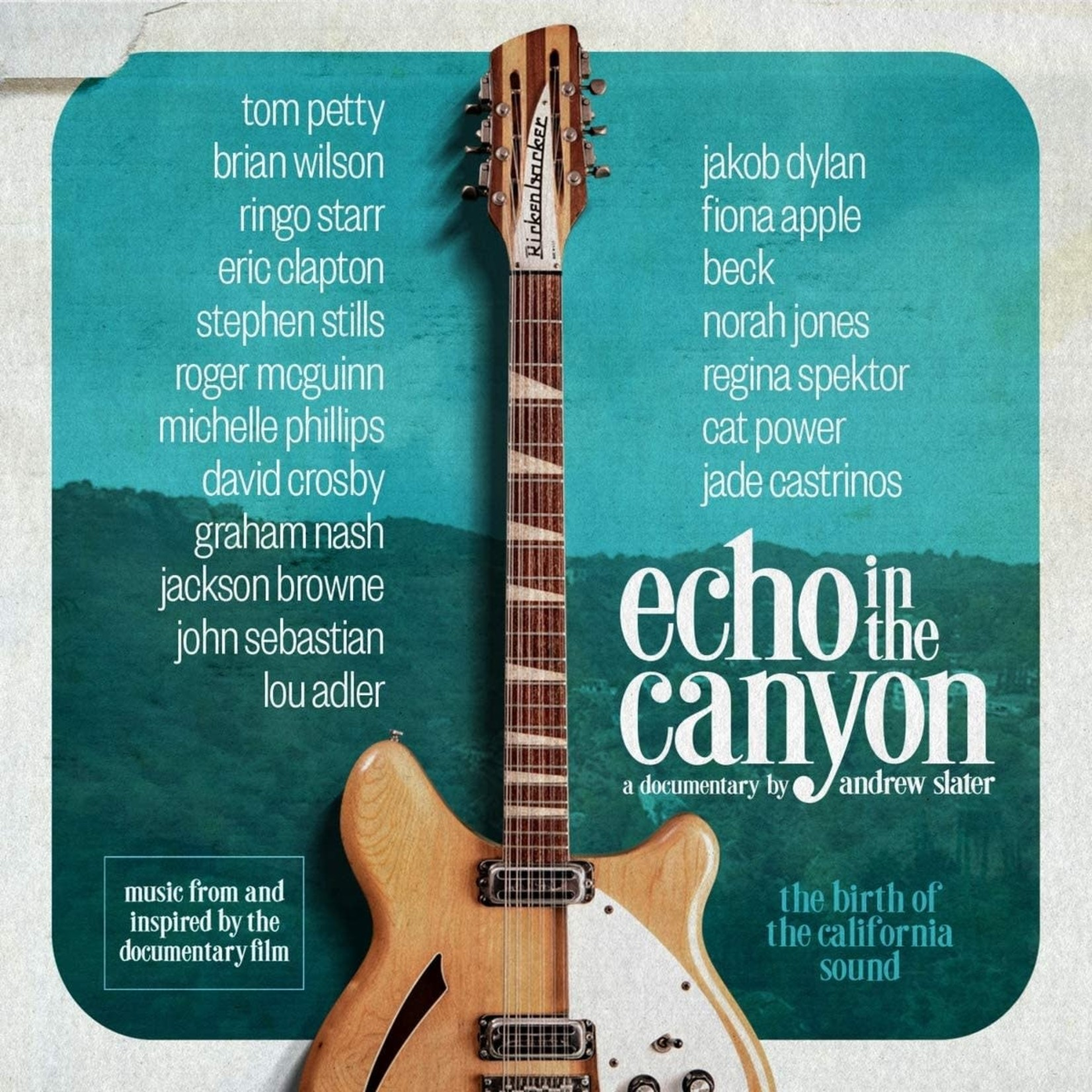 Vinyl Echo In The Canyon  O.S.T.