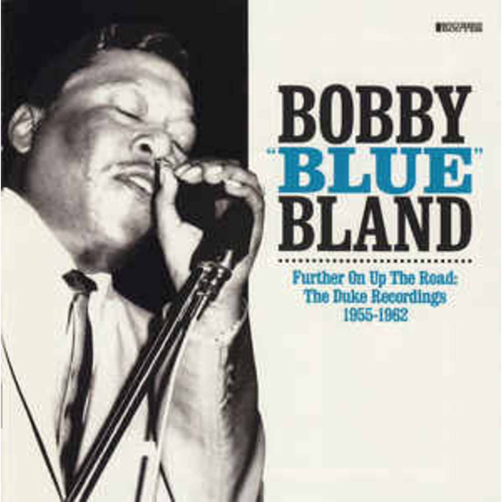 """Vinyl Bobby """"Blue"""" Bland - Further Up On the Road (Best Of)"""