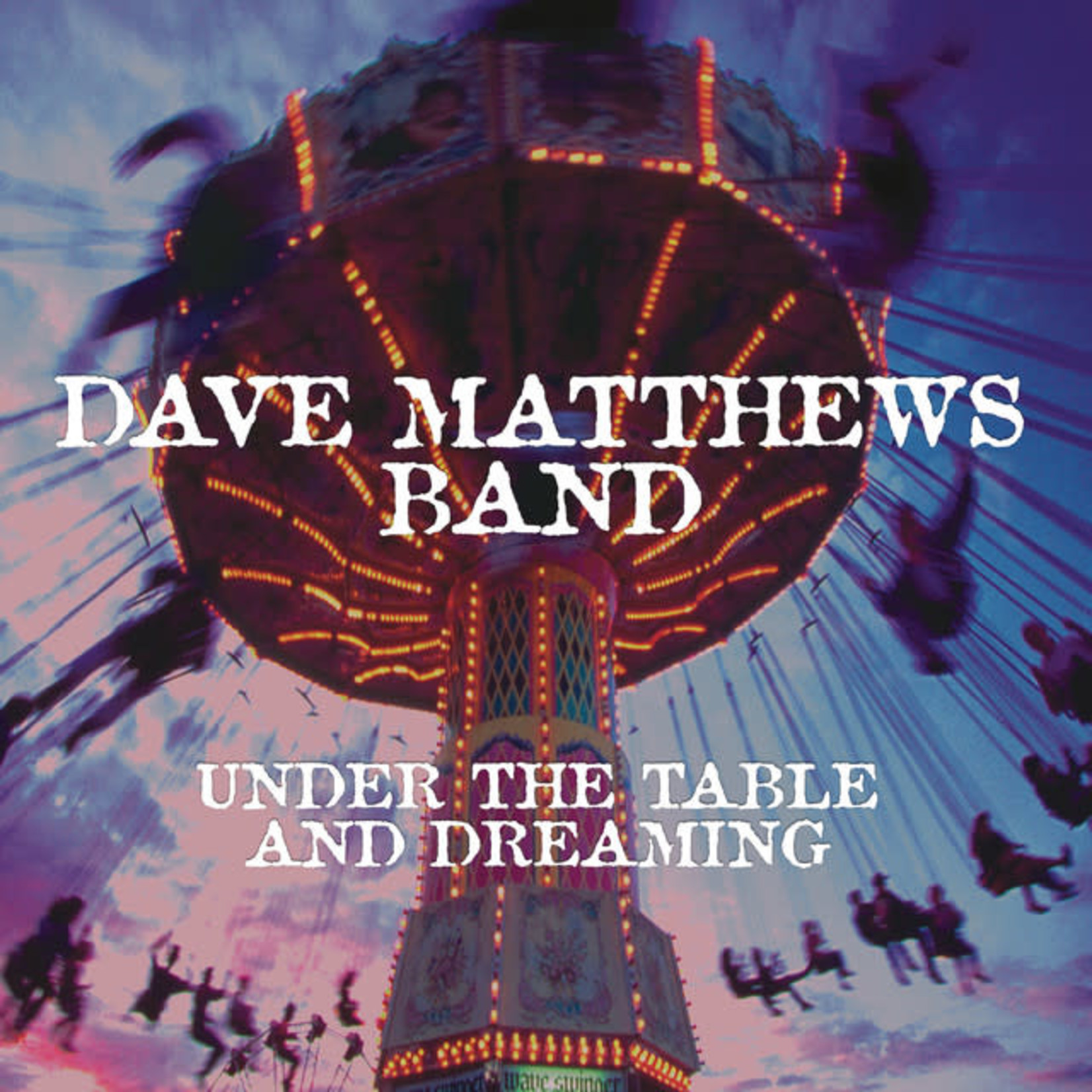 Vinyl Dave Matthews Band - Under the Table and Dreaming