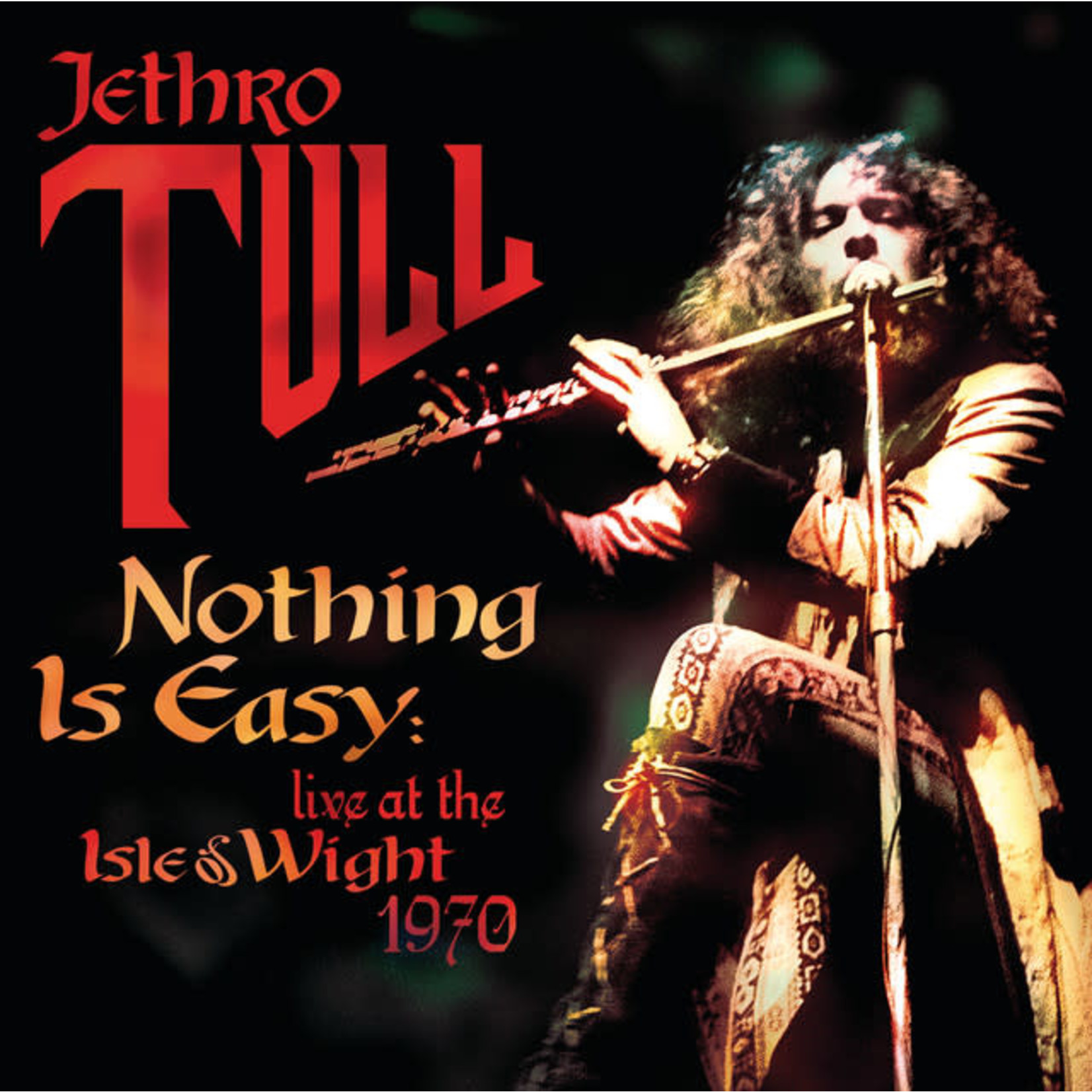 Vinyl Jethro Tull - Nothing Is Easy : Live At Isle of Wight
