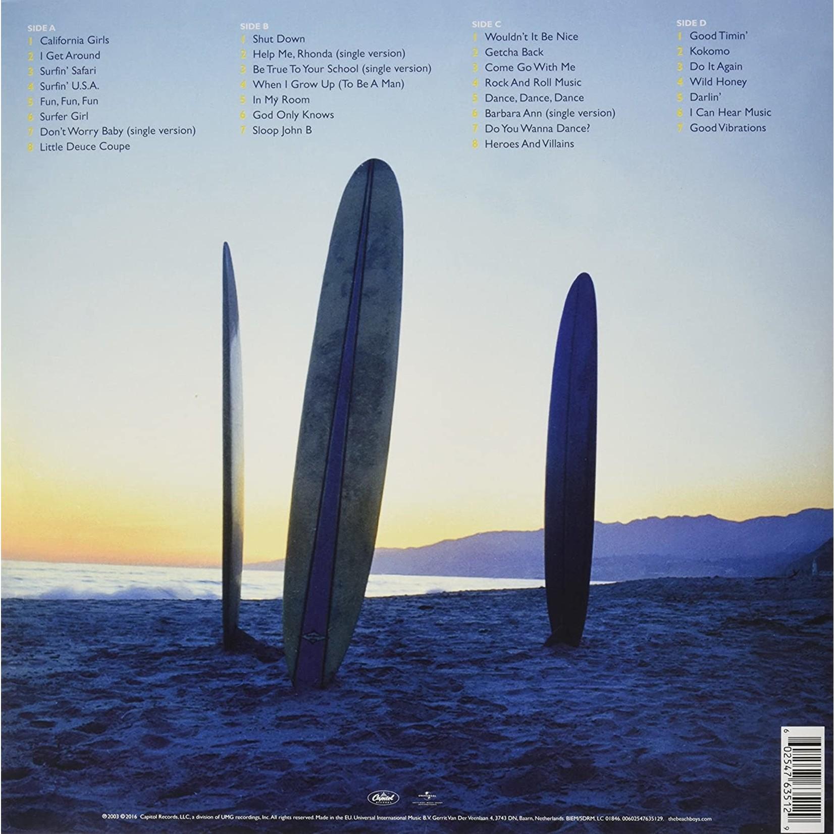 Vinyl The Beach Boys - The Very Best (Sounds Of Summer  2LP
