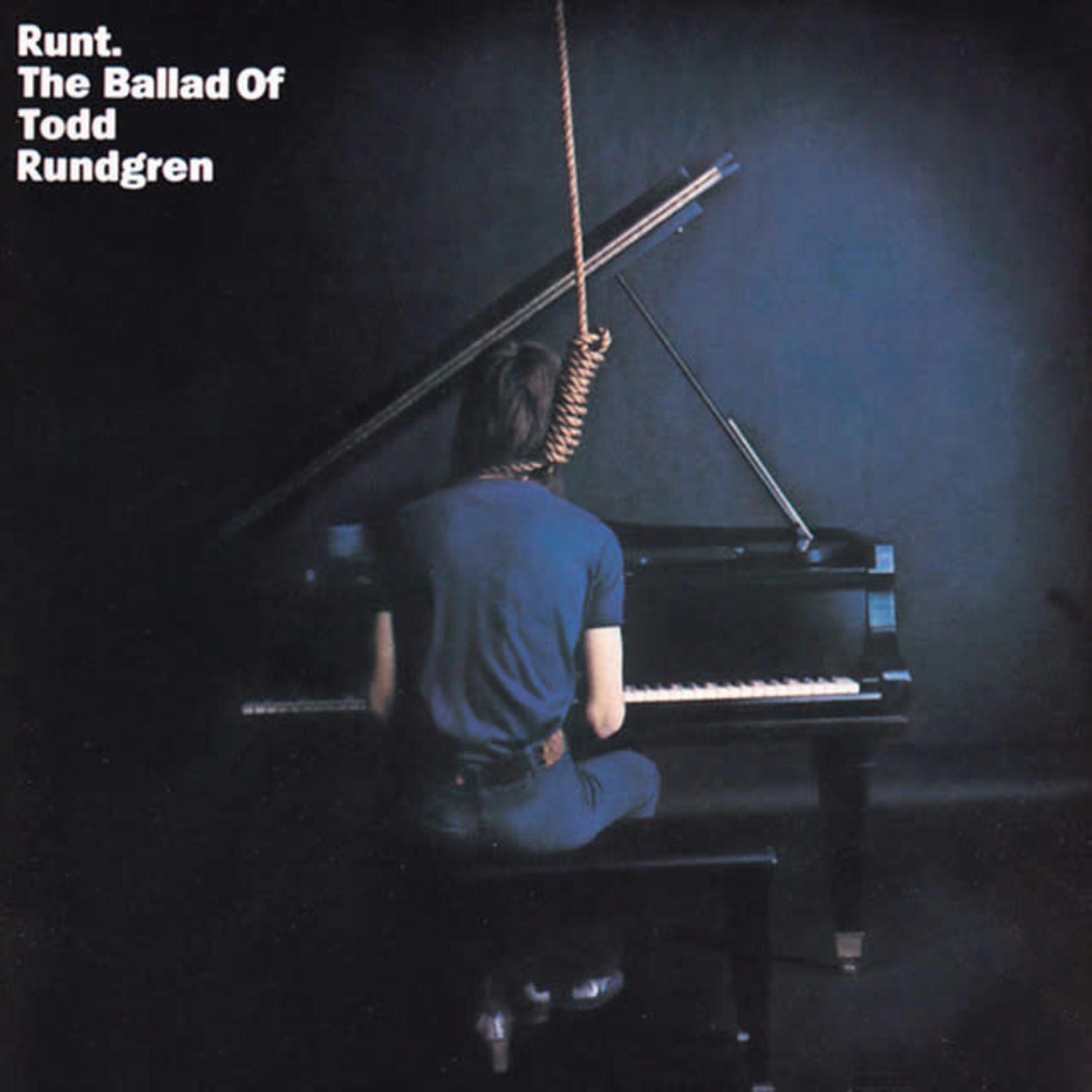 Vinyl Todd Rundgren - The Ballad Of Todd Rundgren (Blue Vinyl)