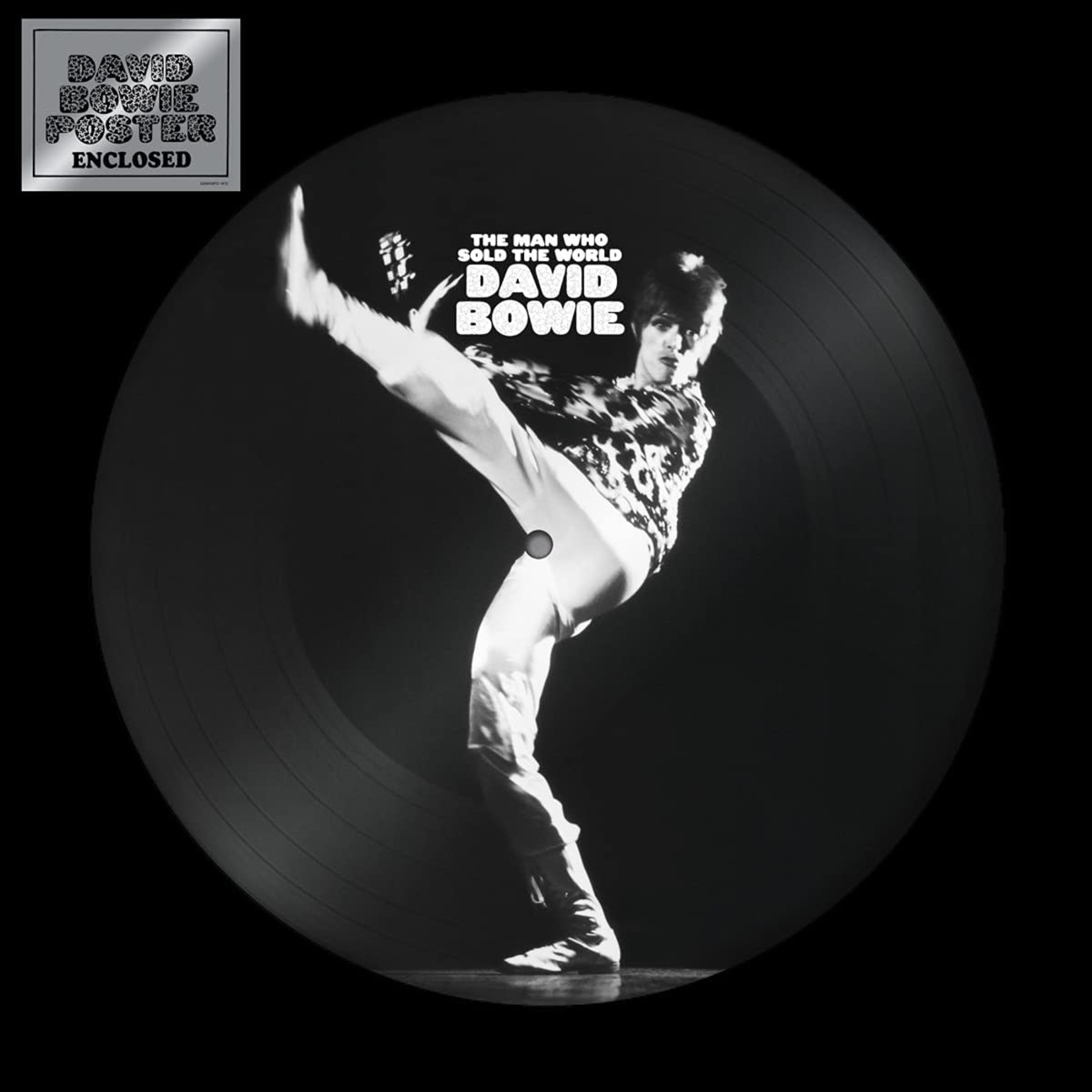 Vinyl David Bowie - The Man Who Sold The World (Picture Disc)