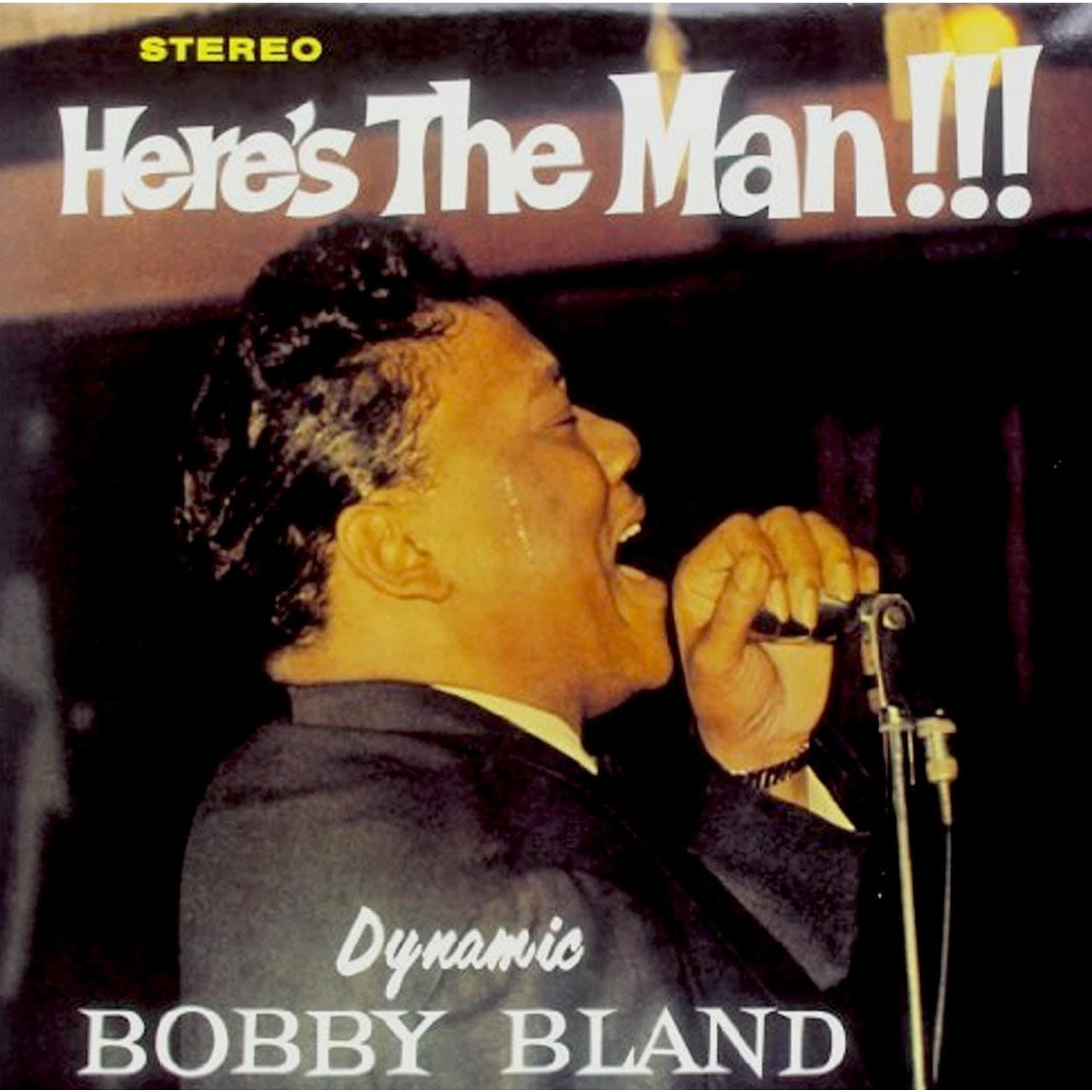 Vinyl Bobby Bland - Here's The Man