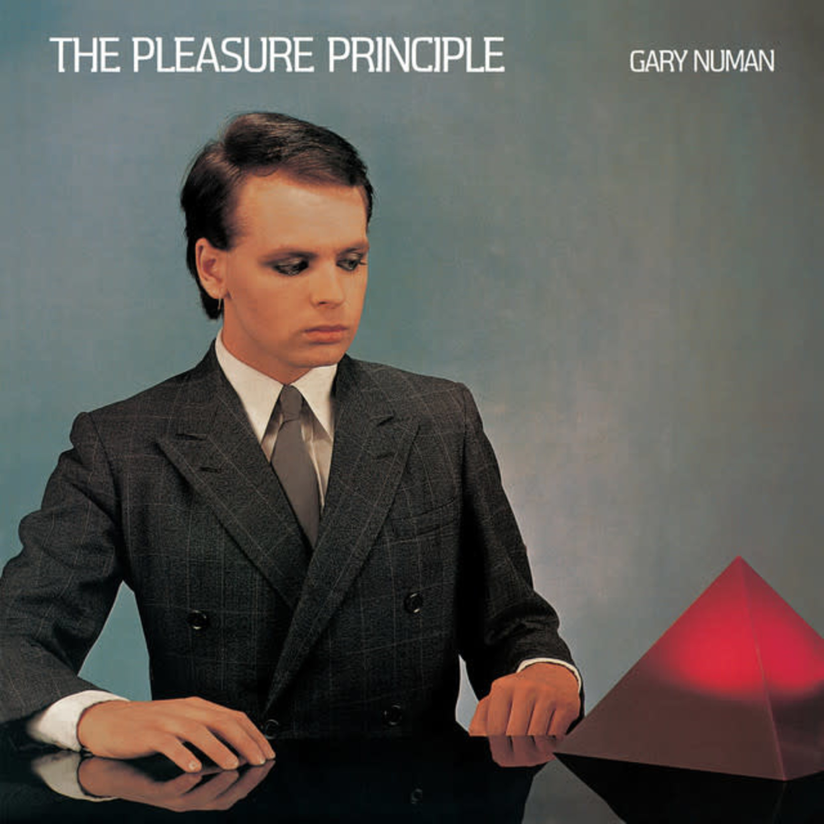 Vinyl Gary Numan - The Pleasure Principle