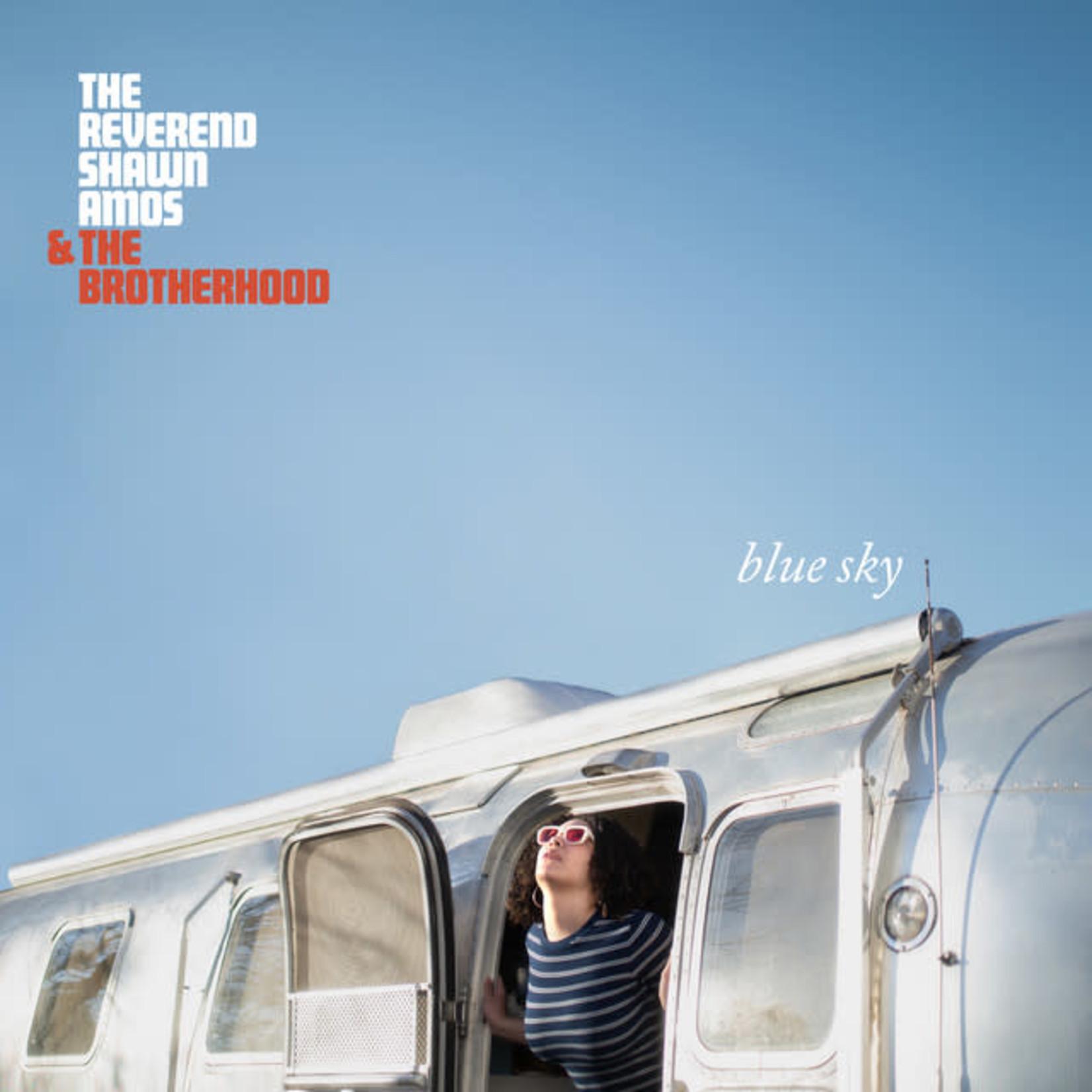 Vinyl Reverend Shawn Amos - Blue Sky
