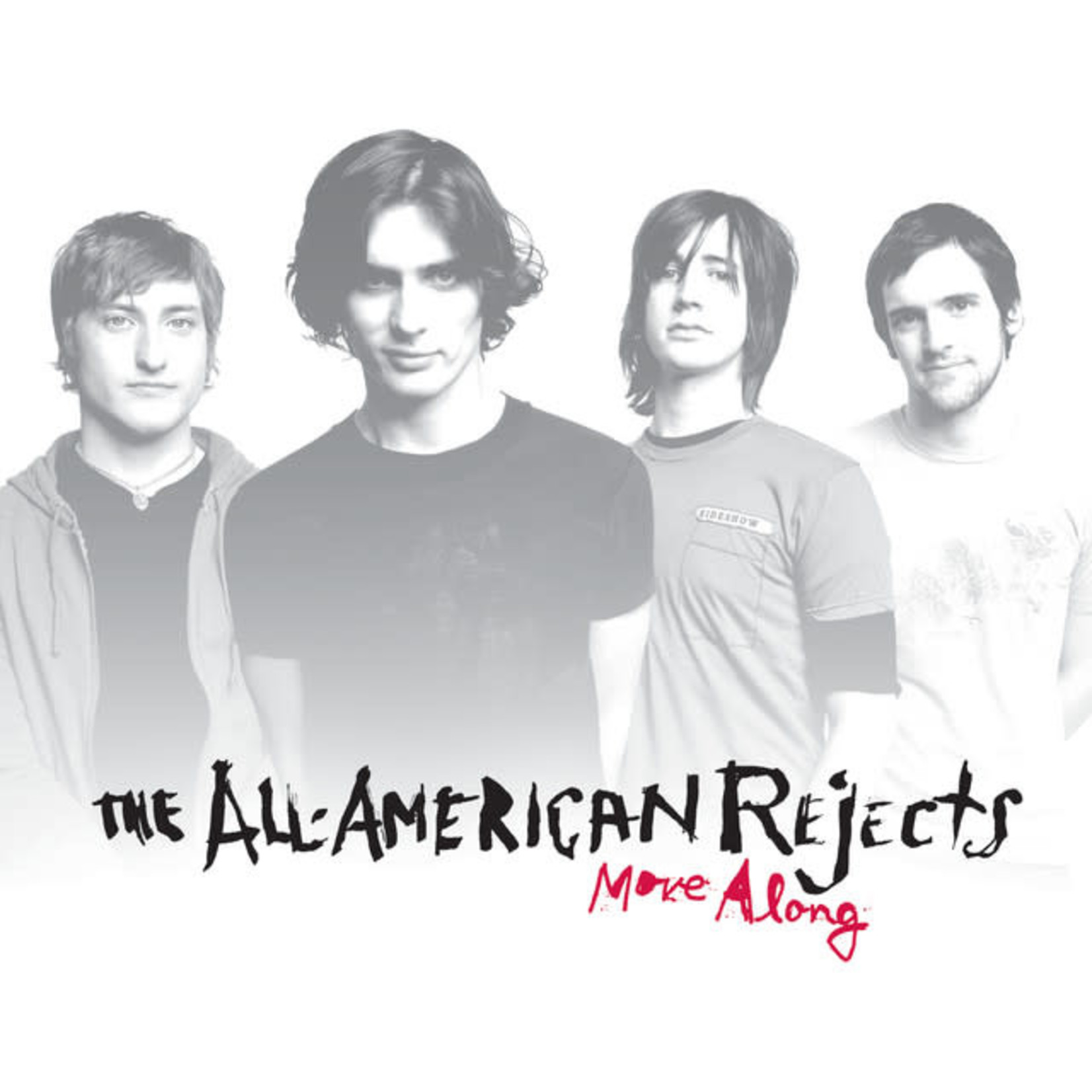 Vinyl The American Rejects - Move Along