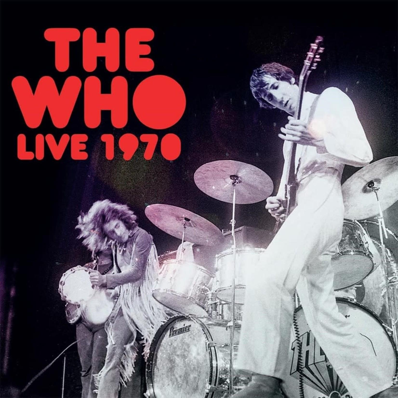 Vinyl The Who - Live 1970