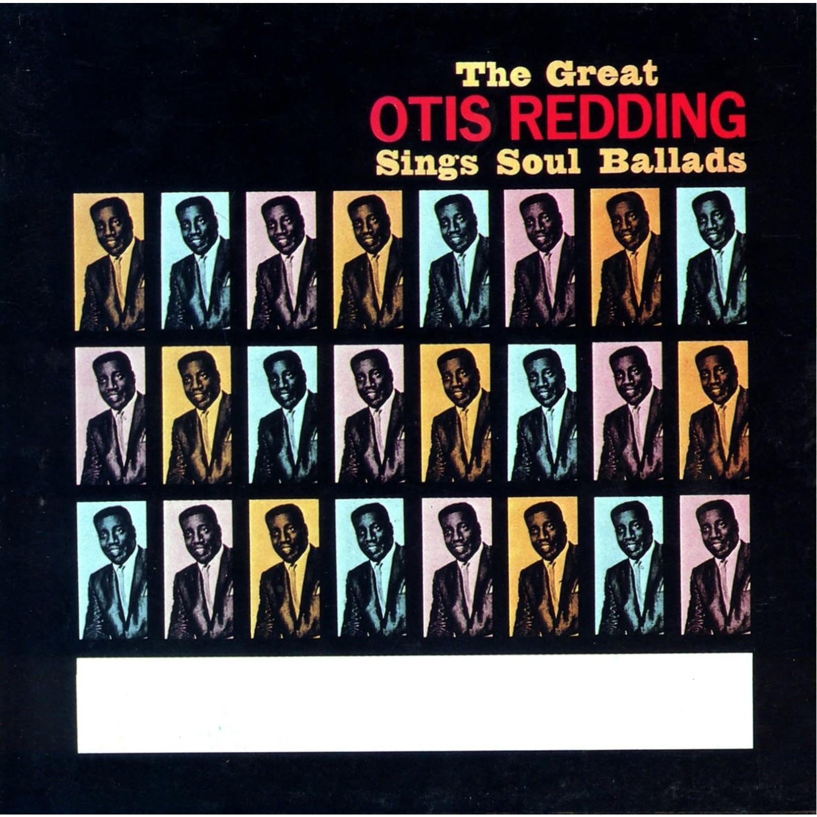 Vinyl Otis Redding - Sings Soul Ballads