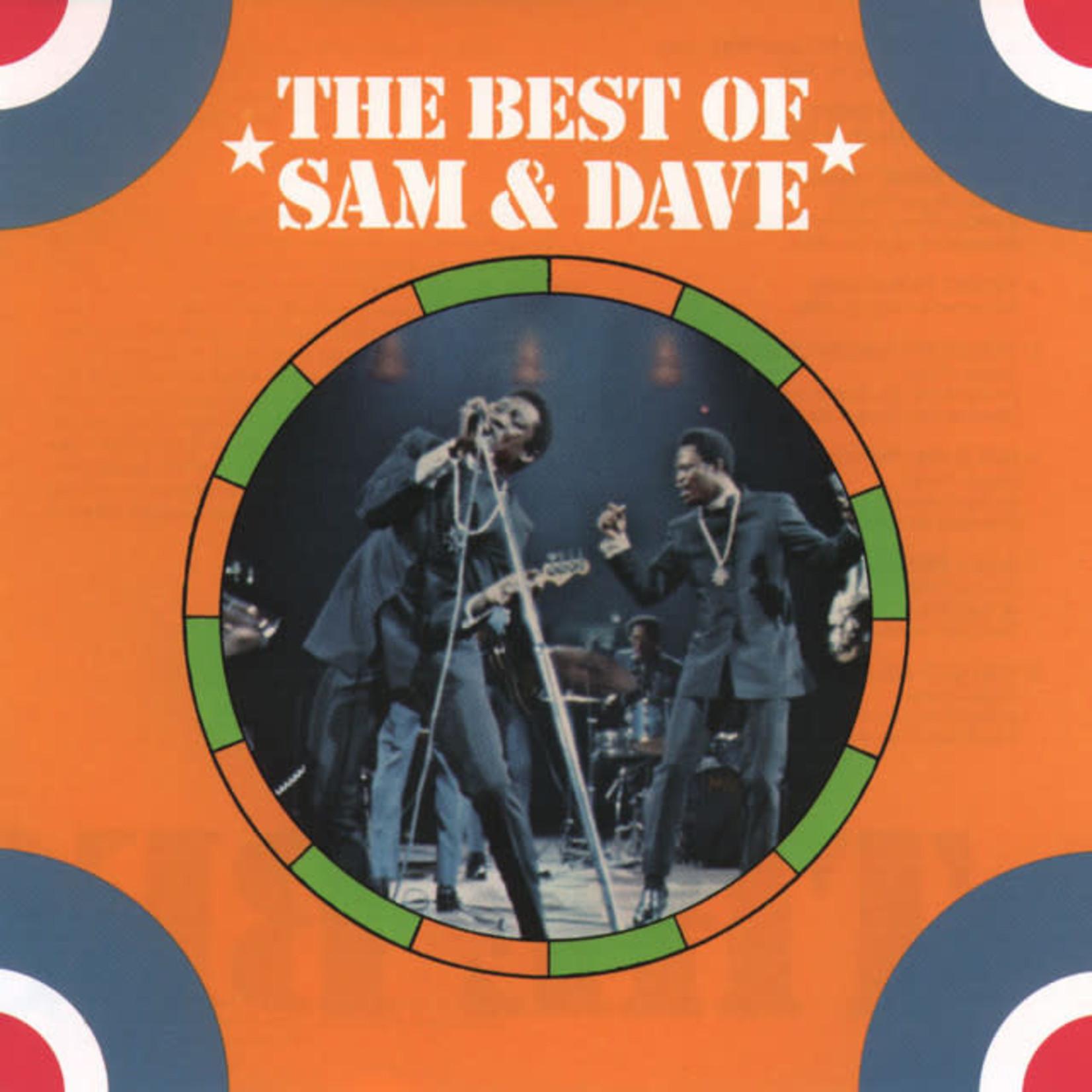 Vinyl Sam & Dave - The Best Of