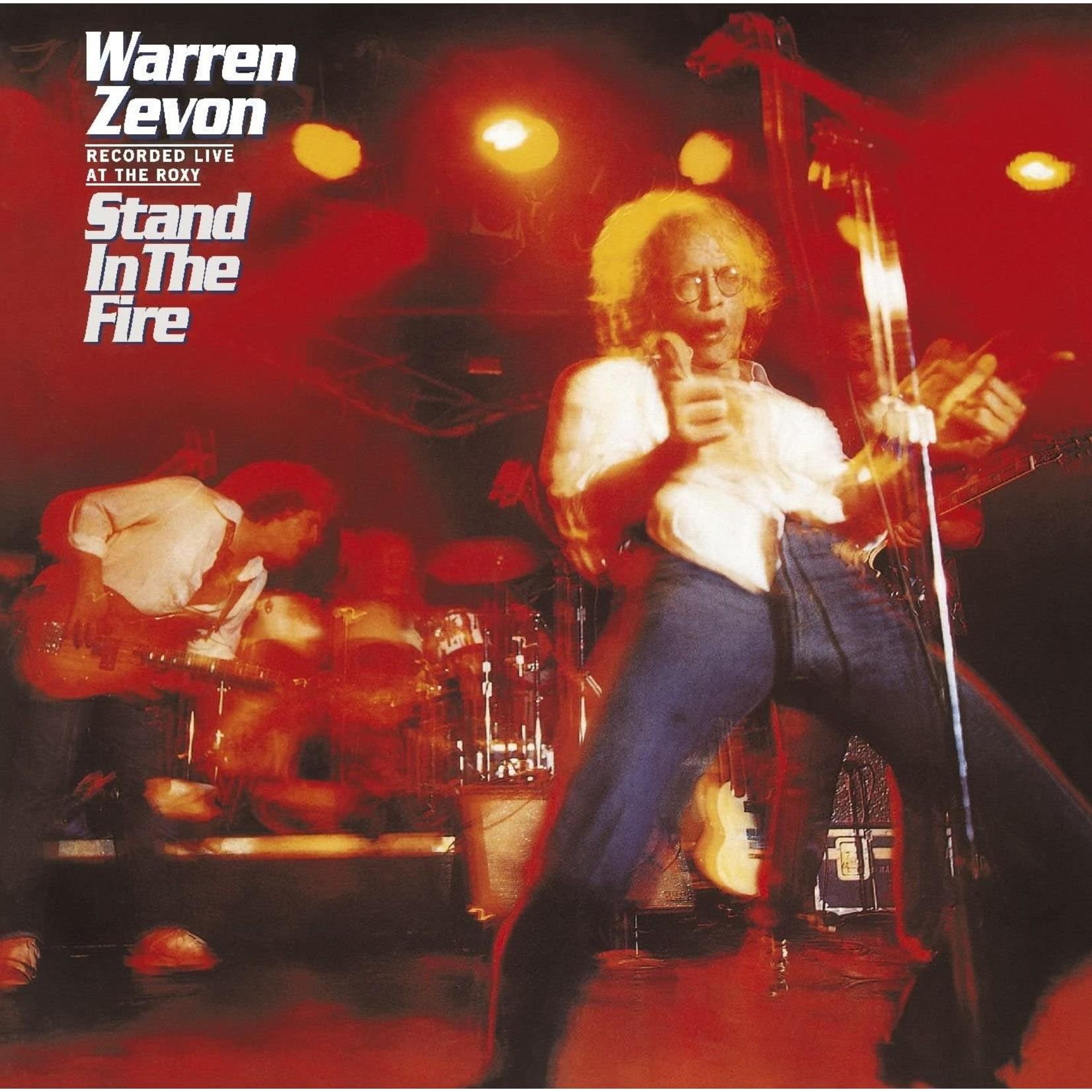 Vinyl Warren Zevon - Stand in the Fire [Deluxe Edition]