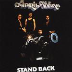 Vinyl April Wine - Stand Back ( Silver with Orange Vinyl)