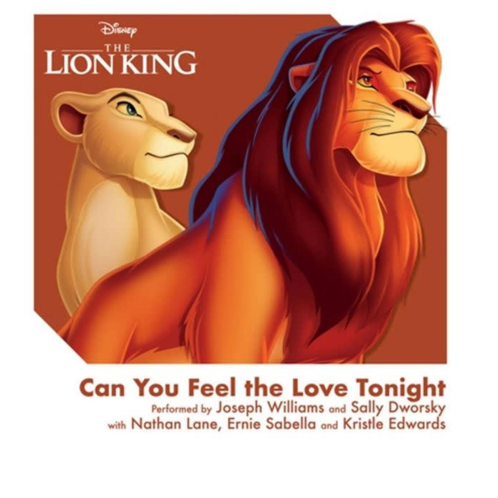 "Vinyl Disney: The Lion King - Can You Feel The Love Tonight? (3"" single) RSD"